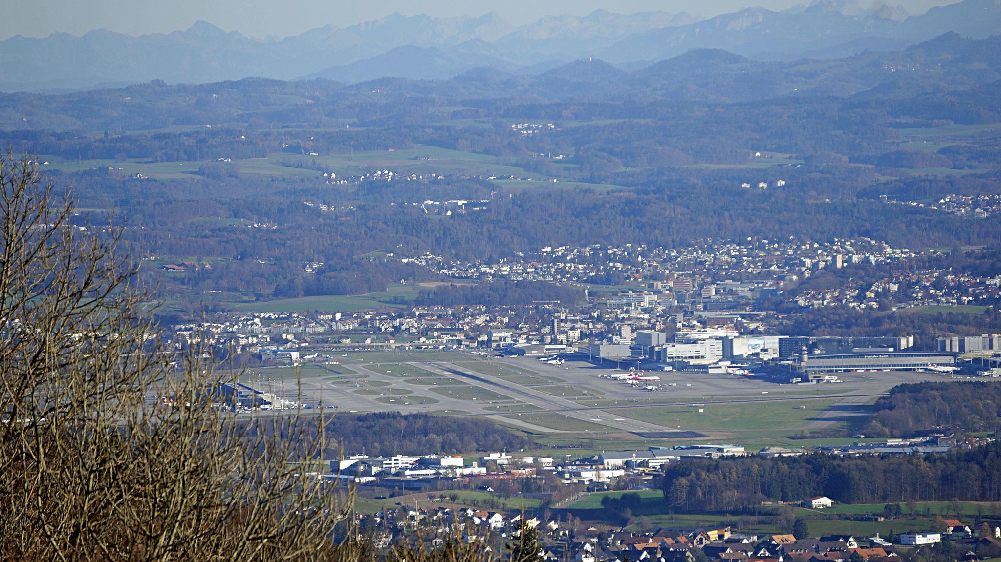 18.11.2015::Richtung Flugplatz Zürich