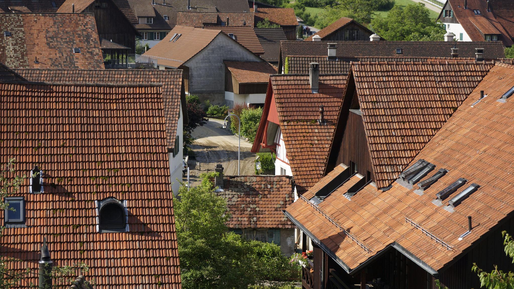 31.5.2018::Blick ins Dorf