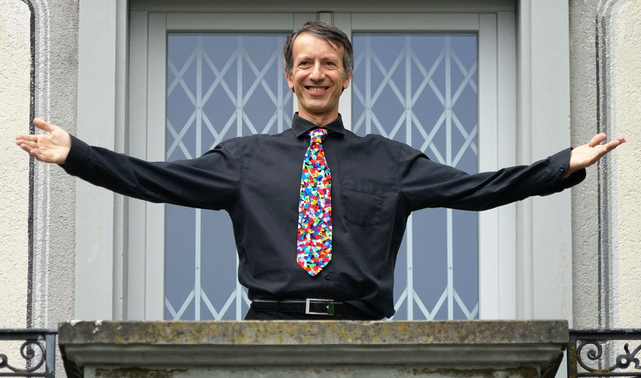 Unser Dirigent Dario Viri::Foto: Rolf Wildi
