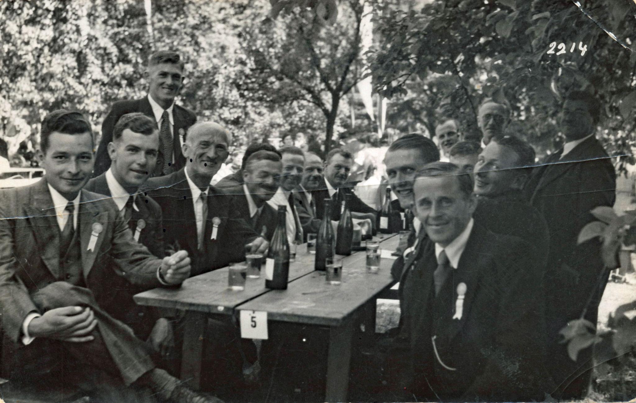 Sängerfest Regensdorf 1958