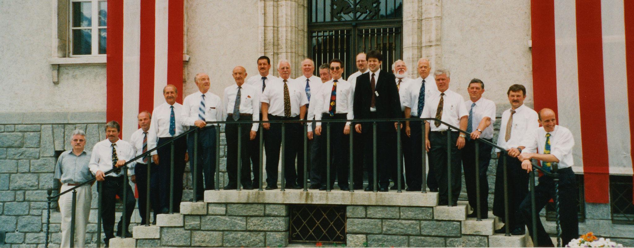 Eidg. Sängerfest Visp 2000