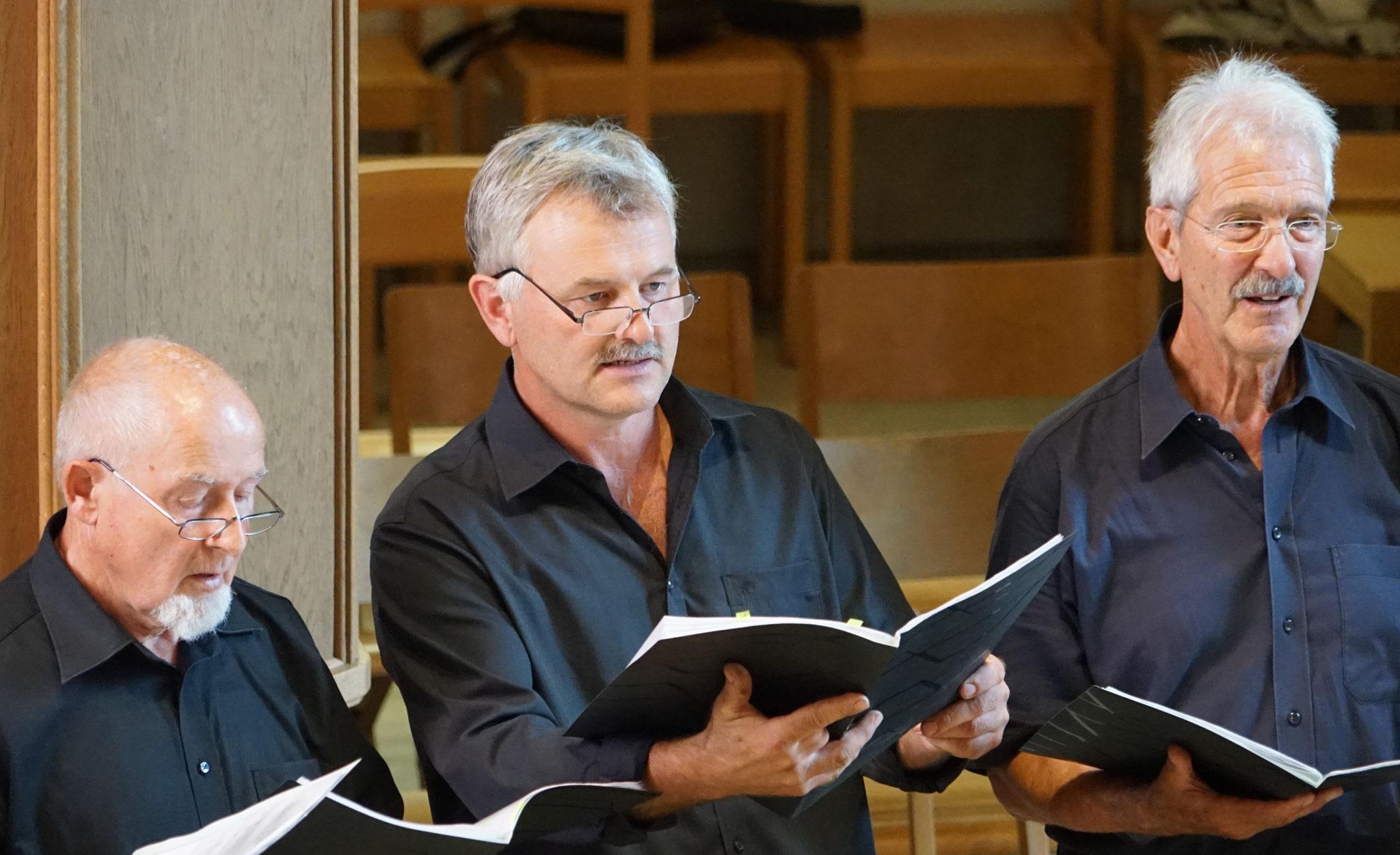 Konzertprobe::Foto: Rolf Wildi