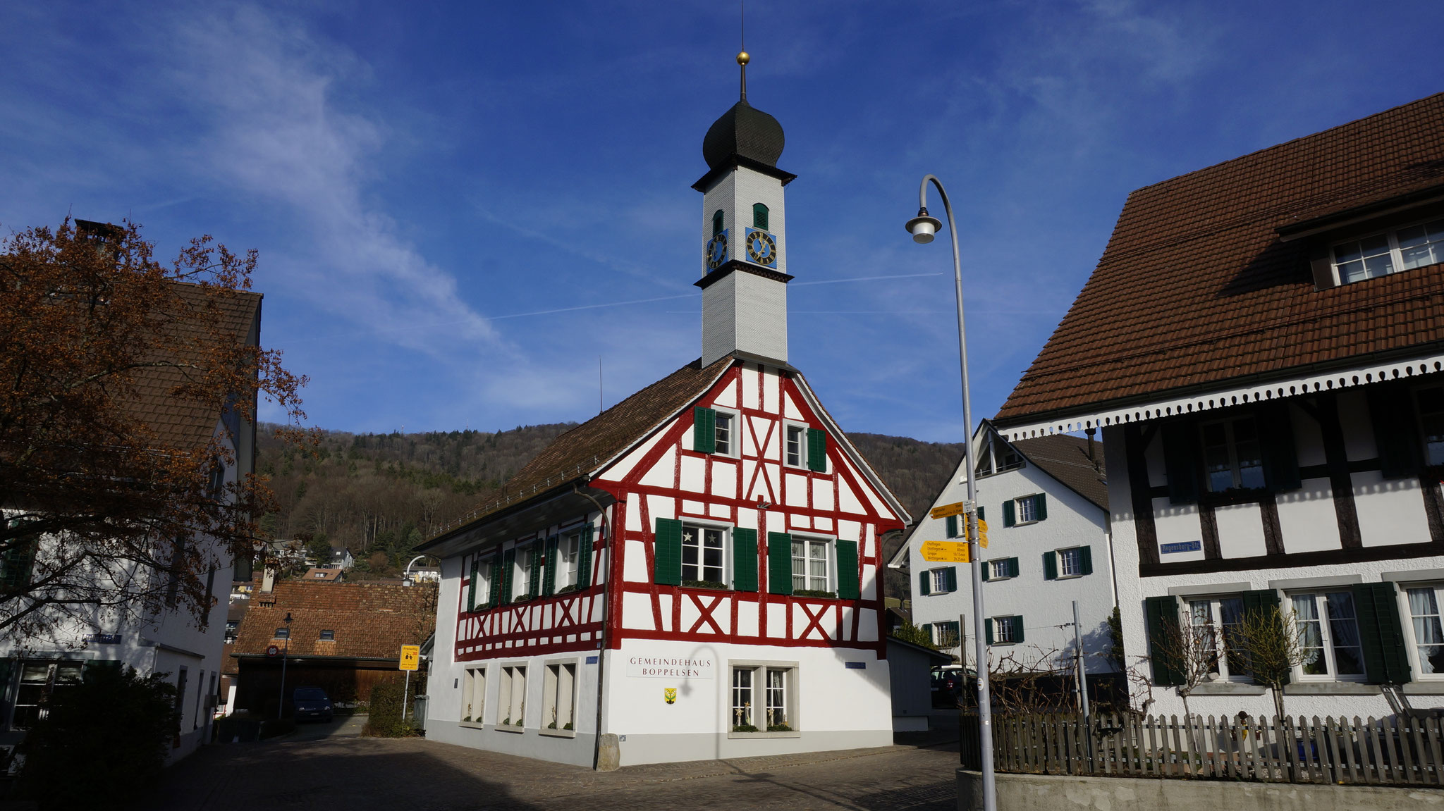 Herbst 2016::Renoviertes Gemeindehaus