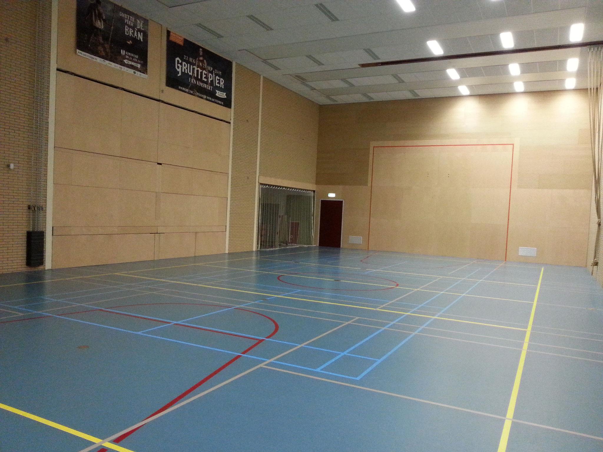 Sportzaal - 264 m2