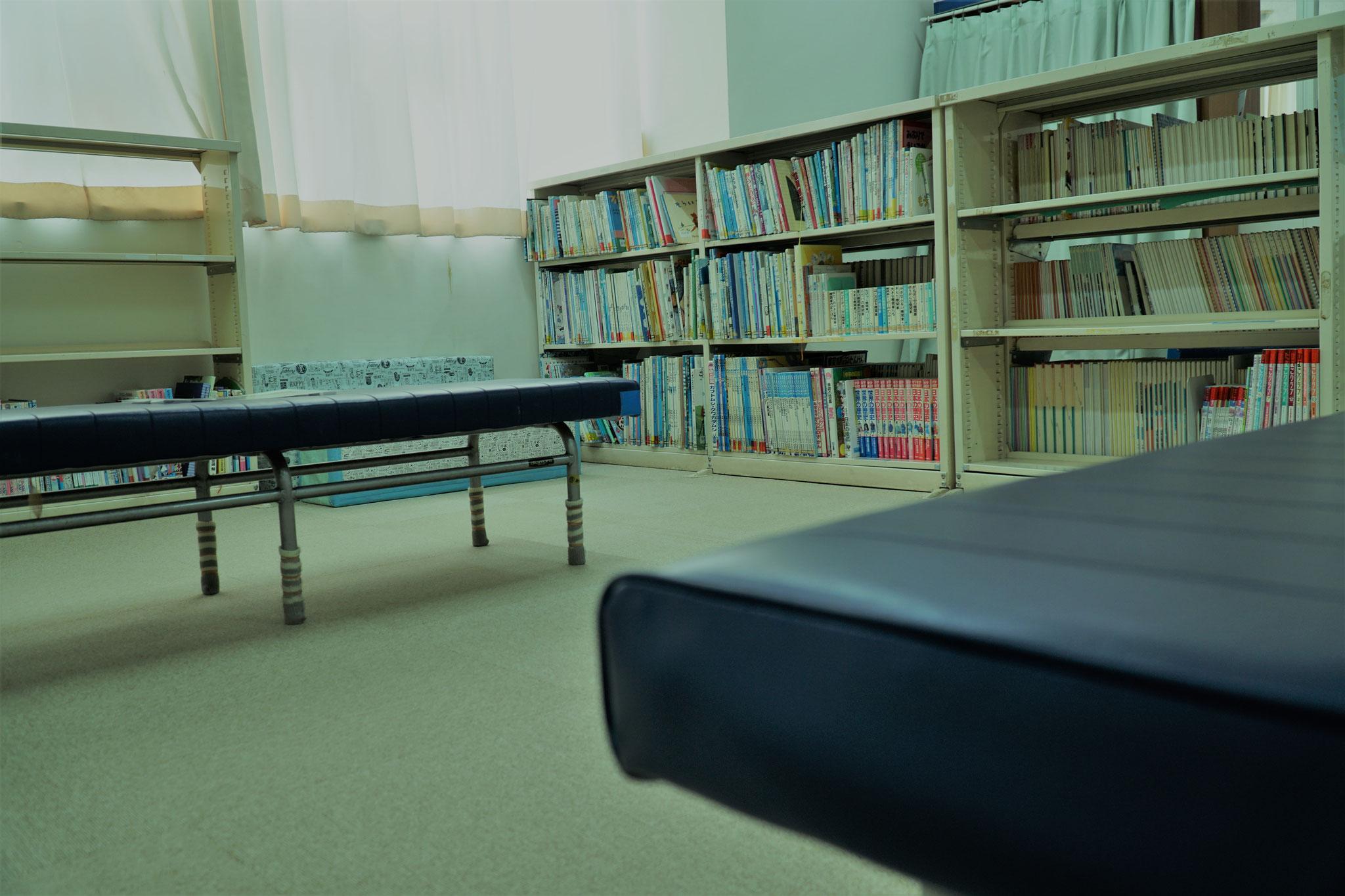 図書室全体