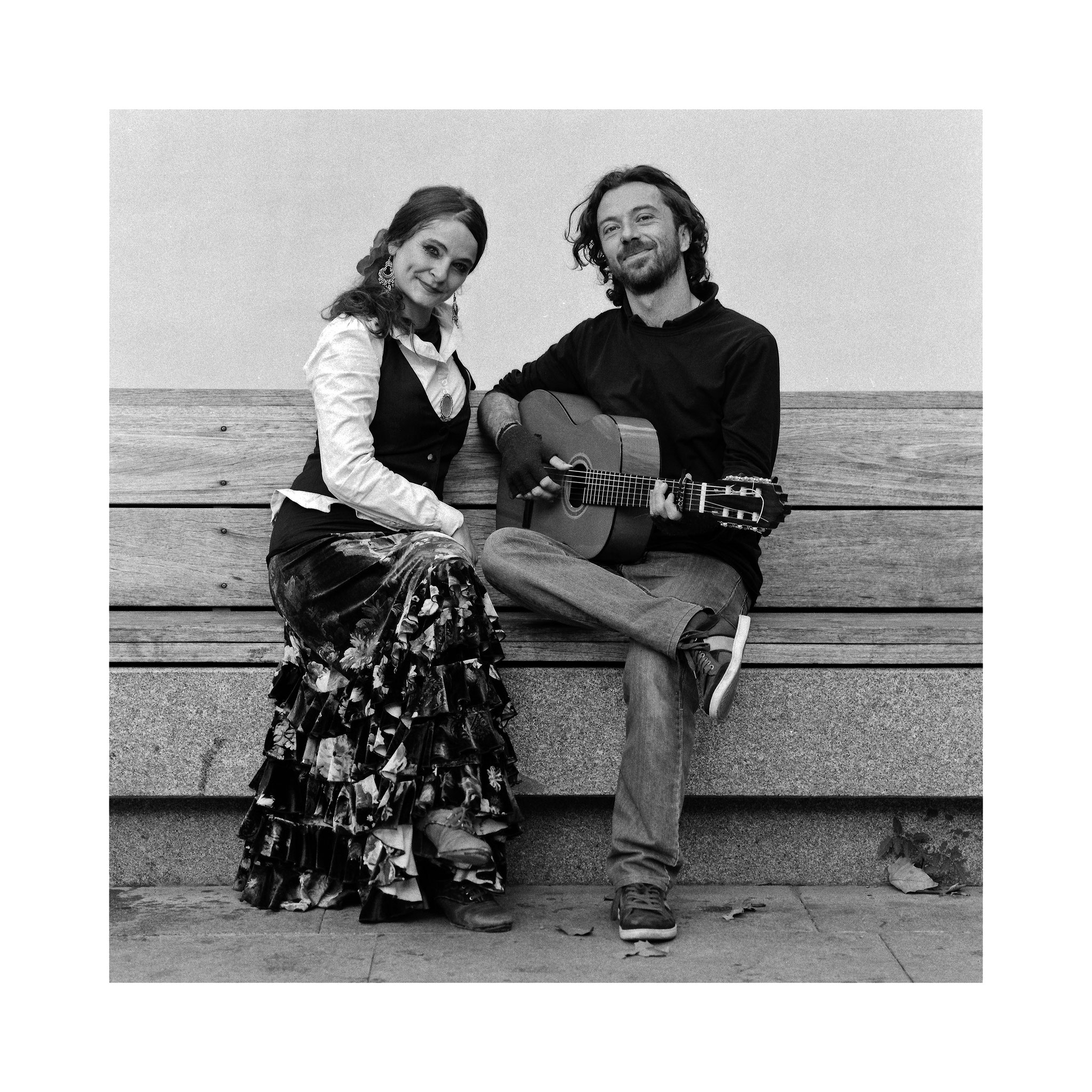 Charlotte y Alessandro