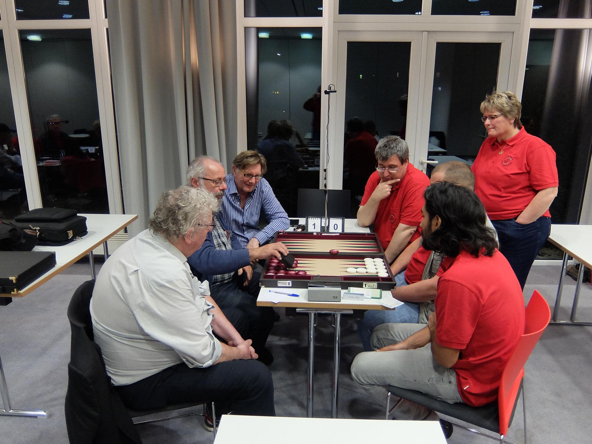 Tripple-Consultation Schweiz-Deutschland