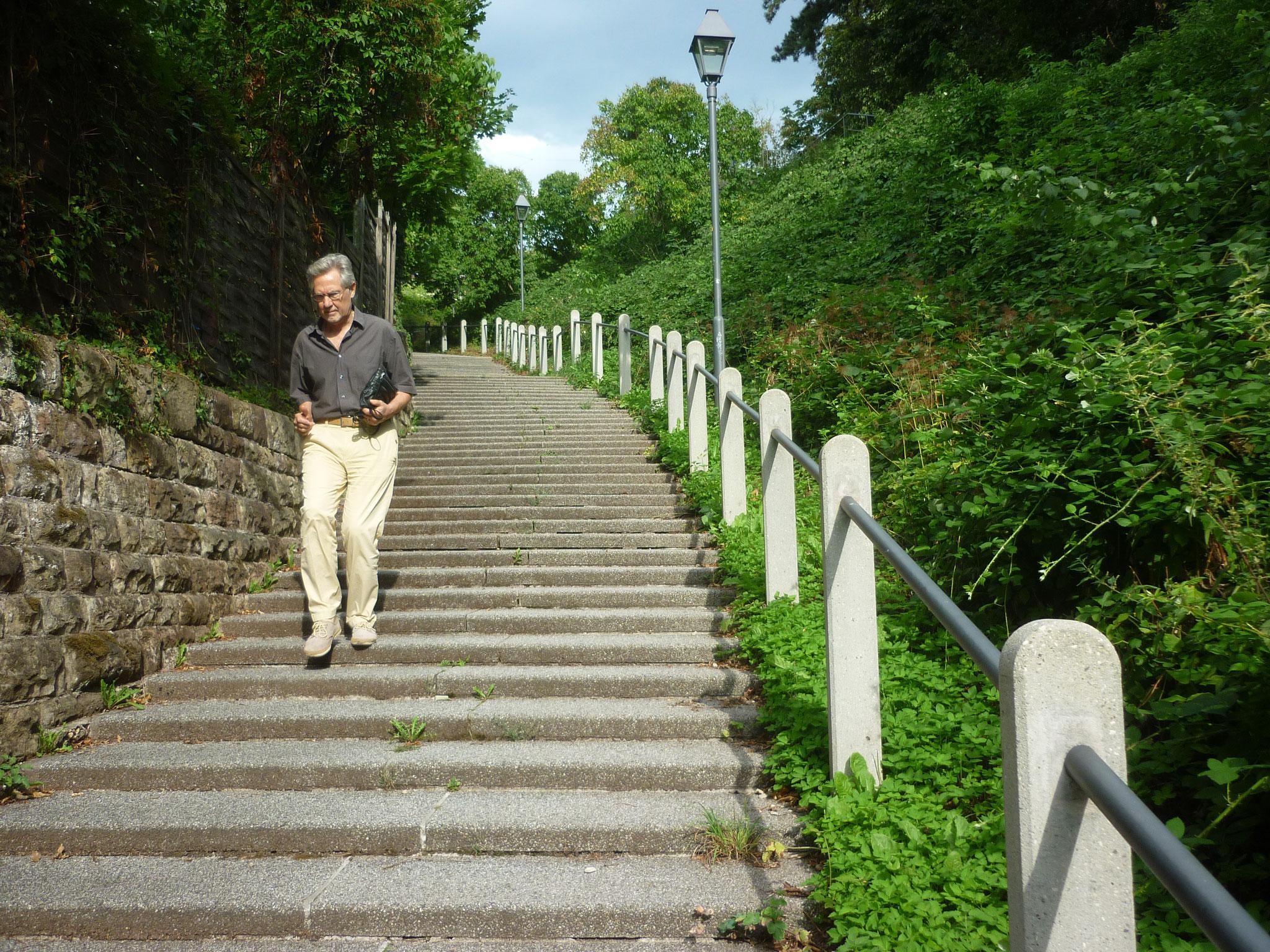 Dia steile Stuagerter Stäffela - eine Liebeserklärung