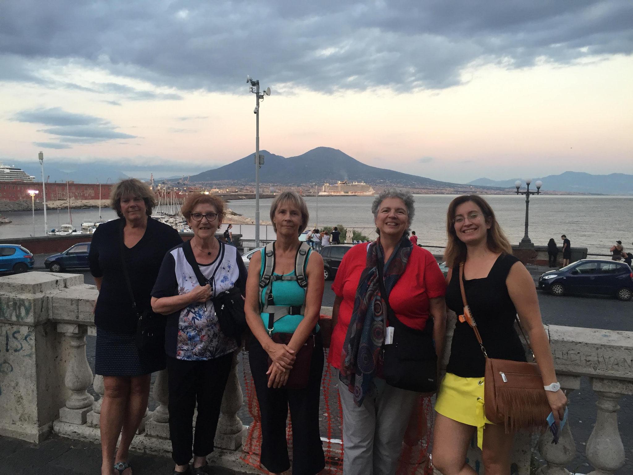 Napoli, lungomare