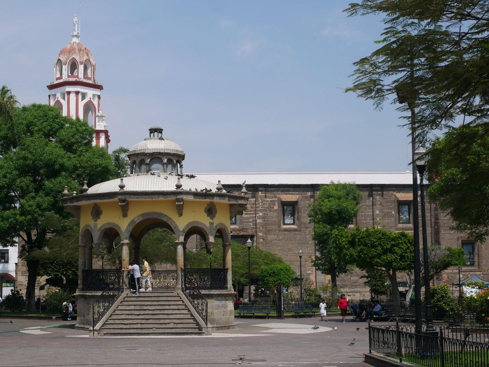 Jardín Hidalgo, Tlaquepaque