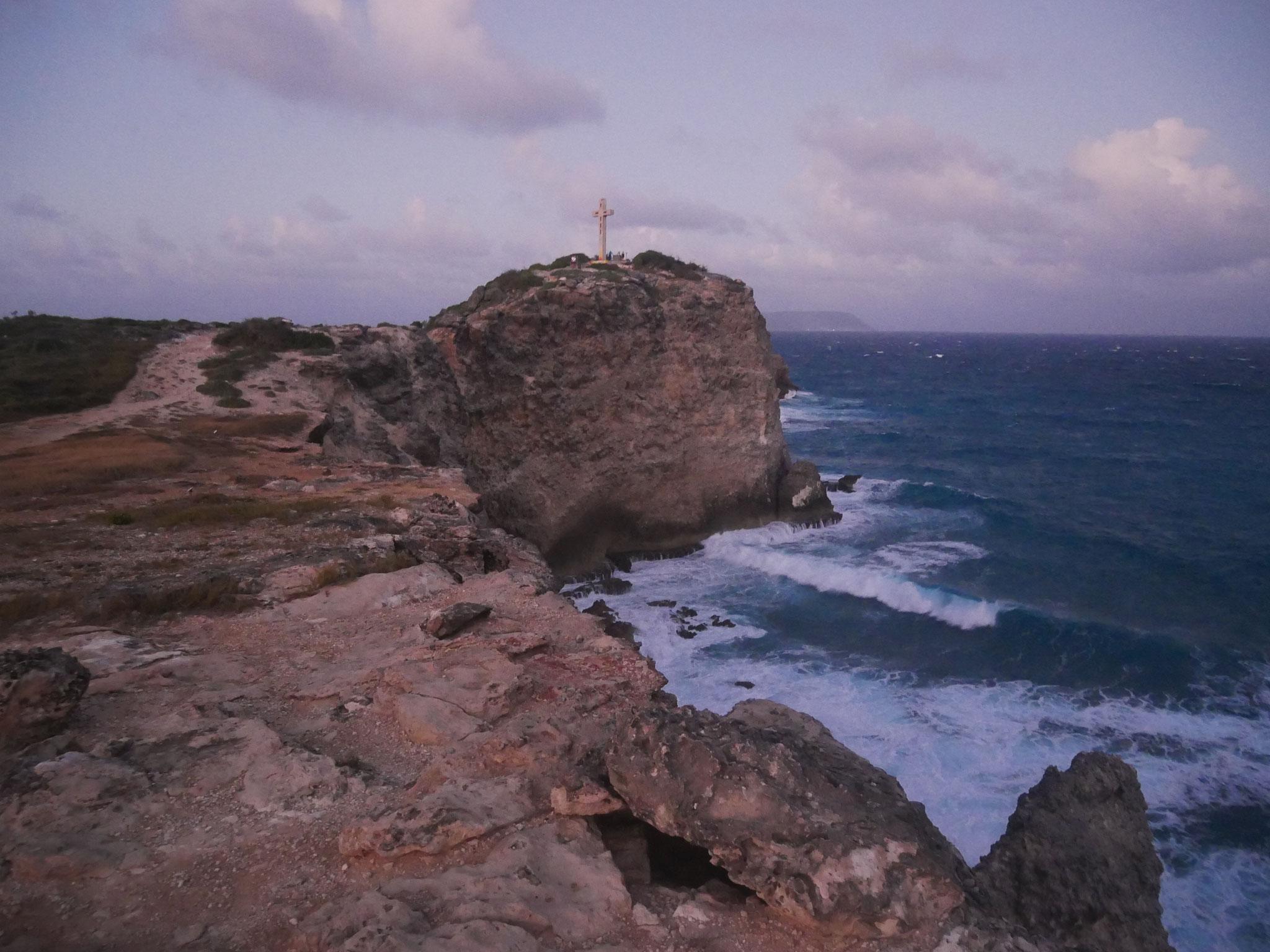 Pointe des châteaux