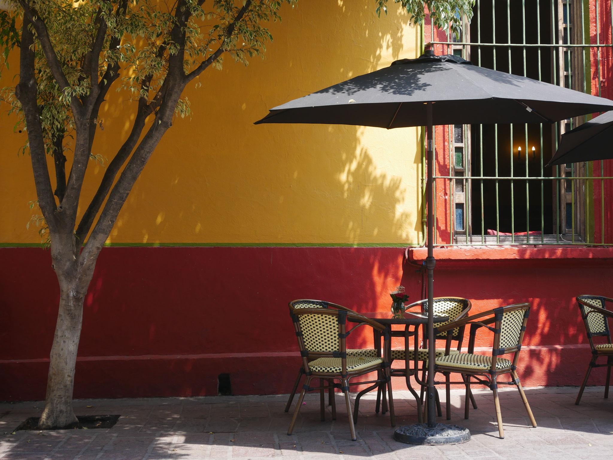 Terrasse, Tlaquepaque