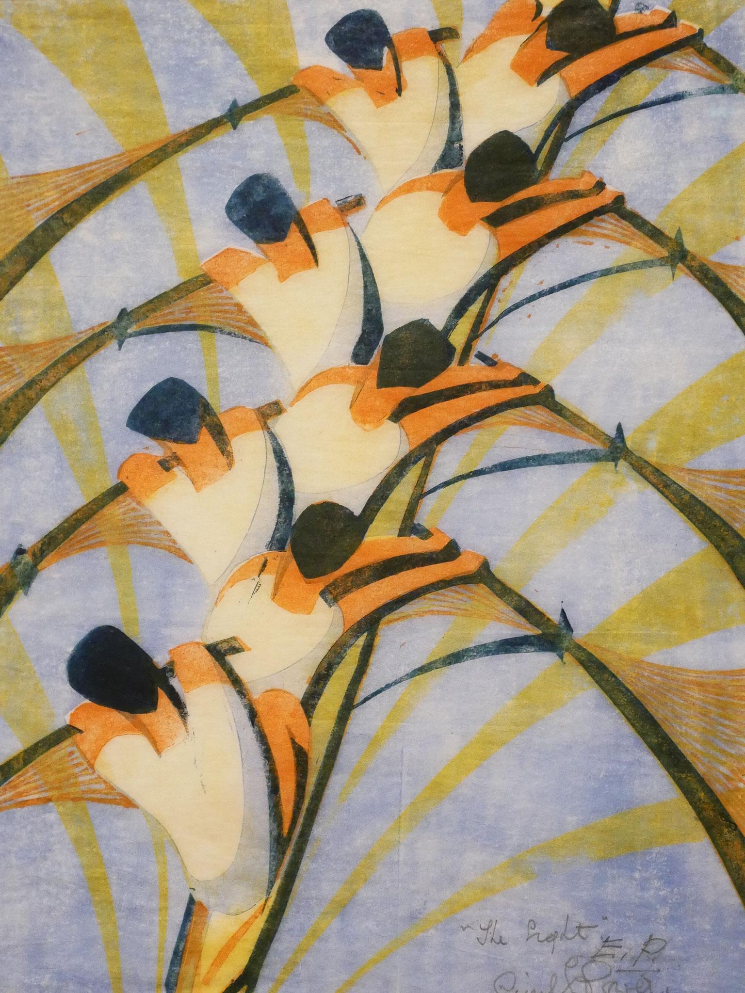 Cyril Edward Power, The Eight, 1930