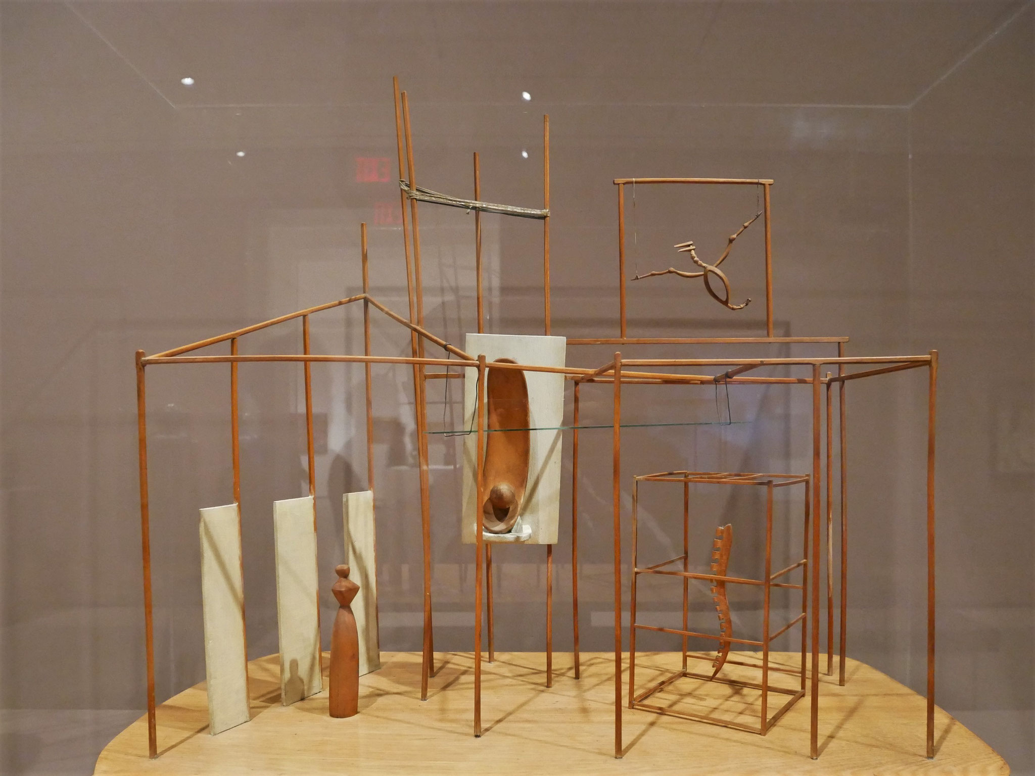 Alberto Giacometti, The Palace at 4 a.m., 1932
