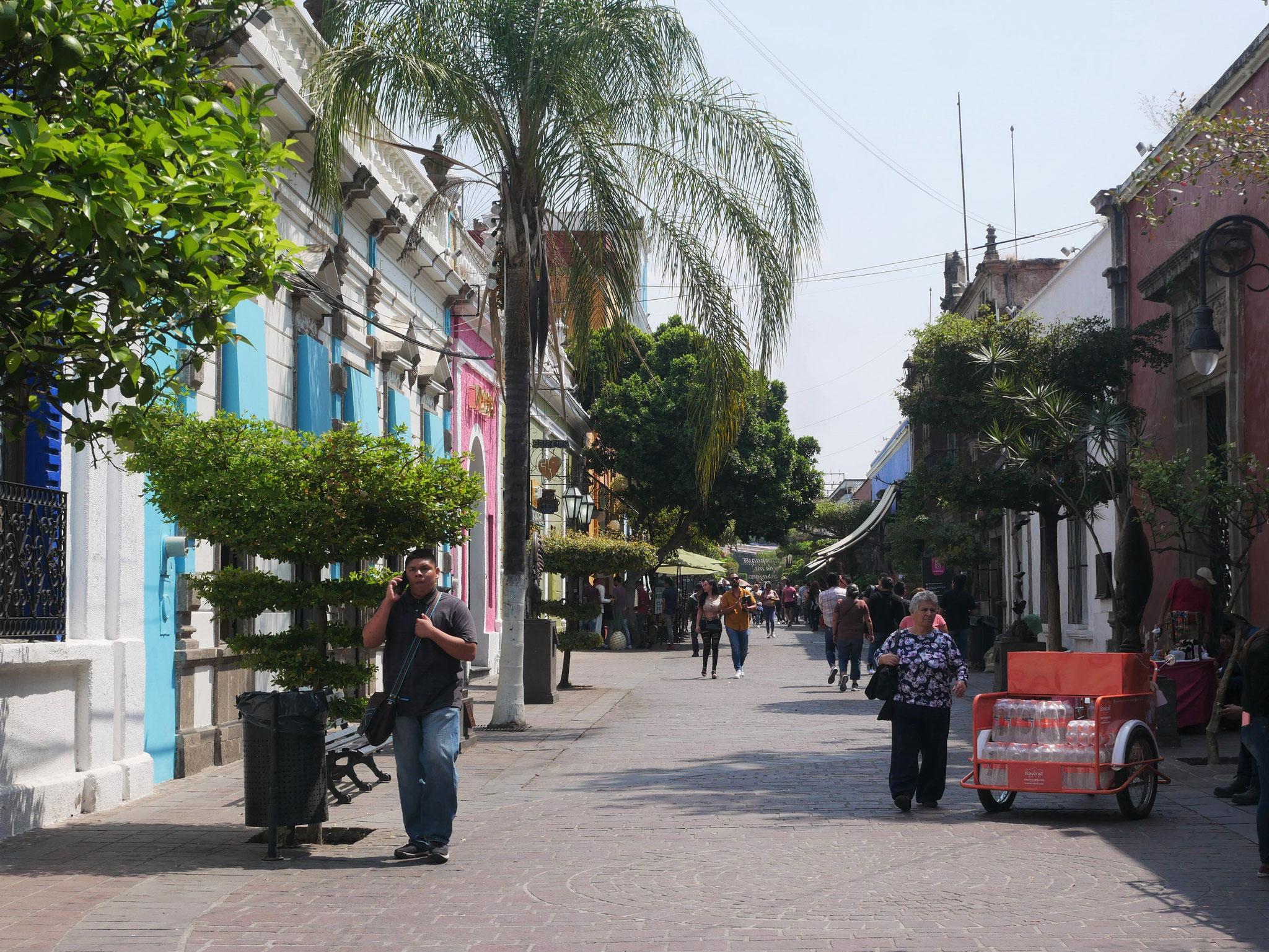 Calle Independencia, Tlaquepaque