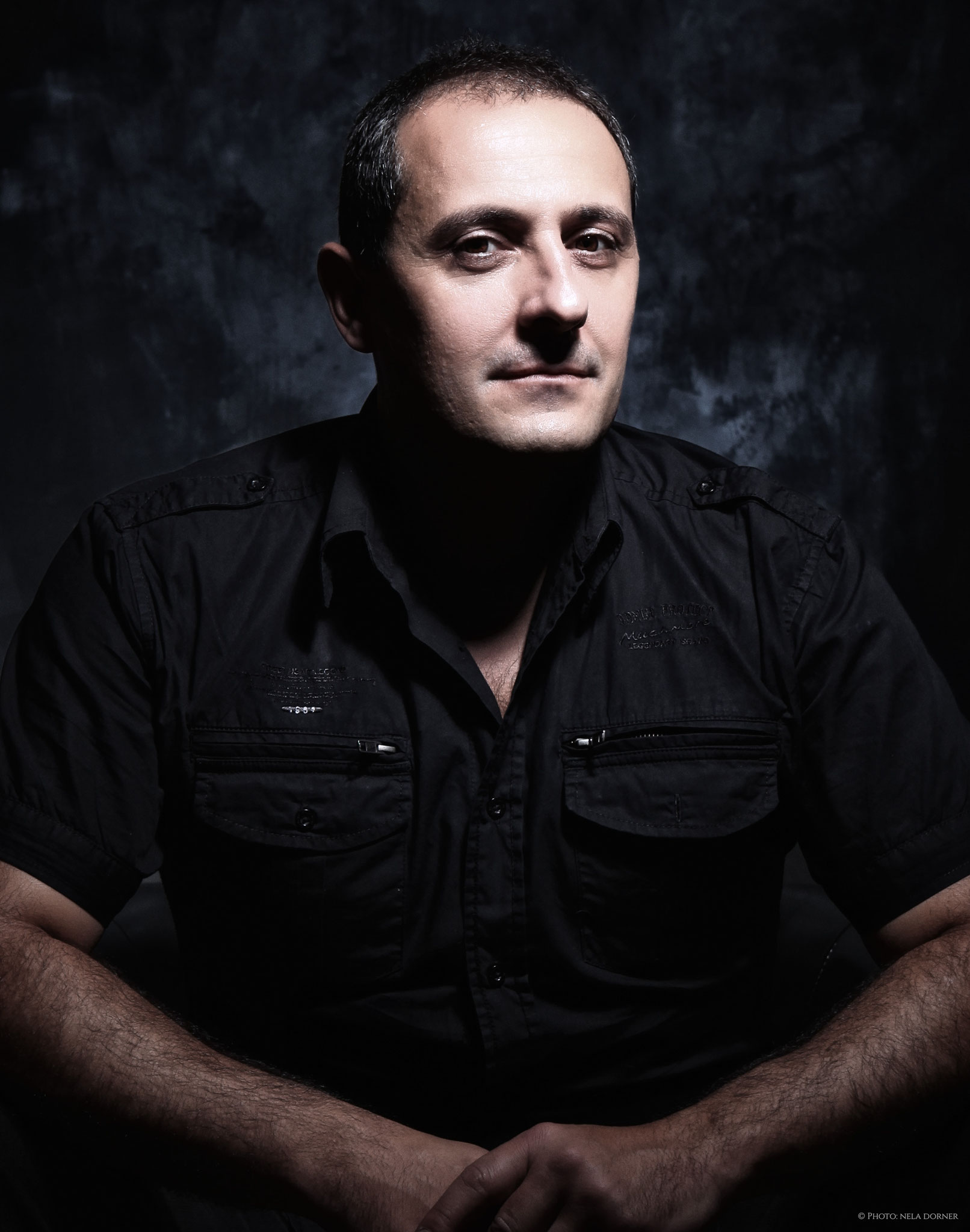 Dimitrios Tsiktês - Vocals