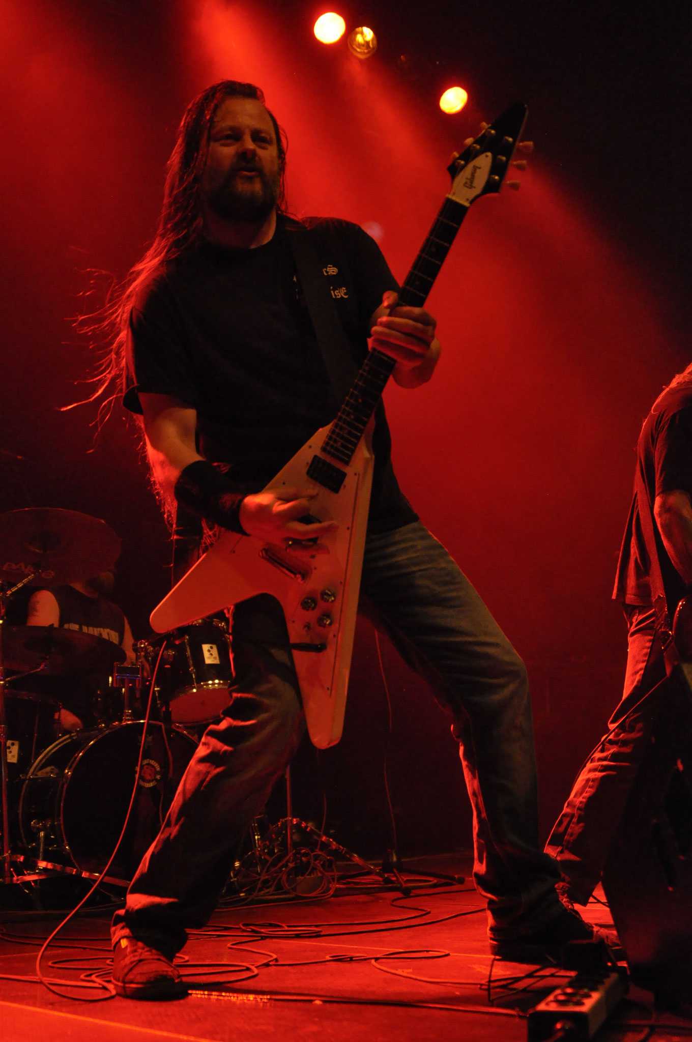 "Eric ""Kalli"" Kaldschmidt – Guitars, Vocals"