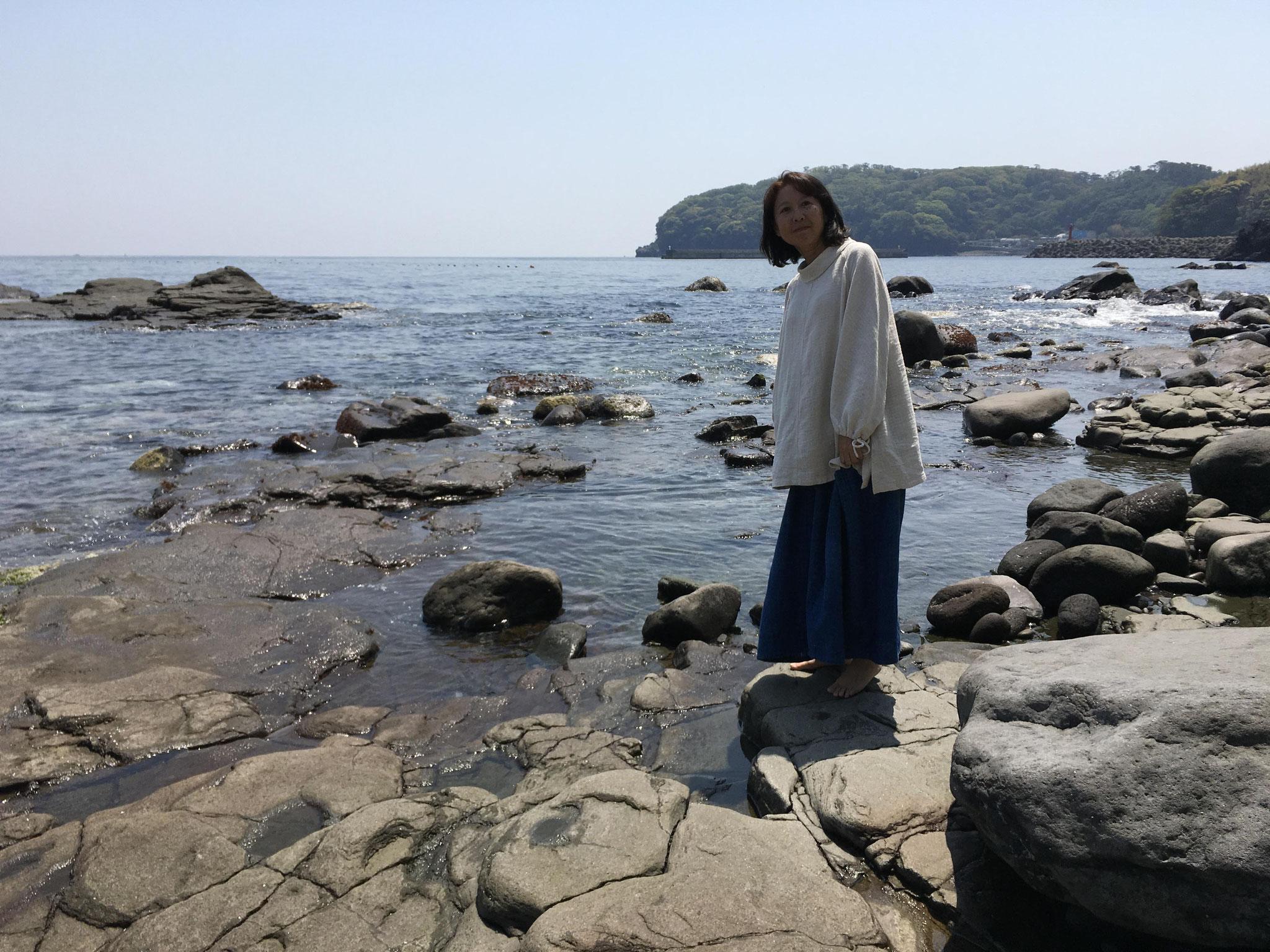 真鶴大ヶ窪海岸