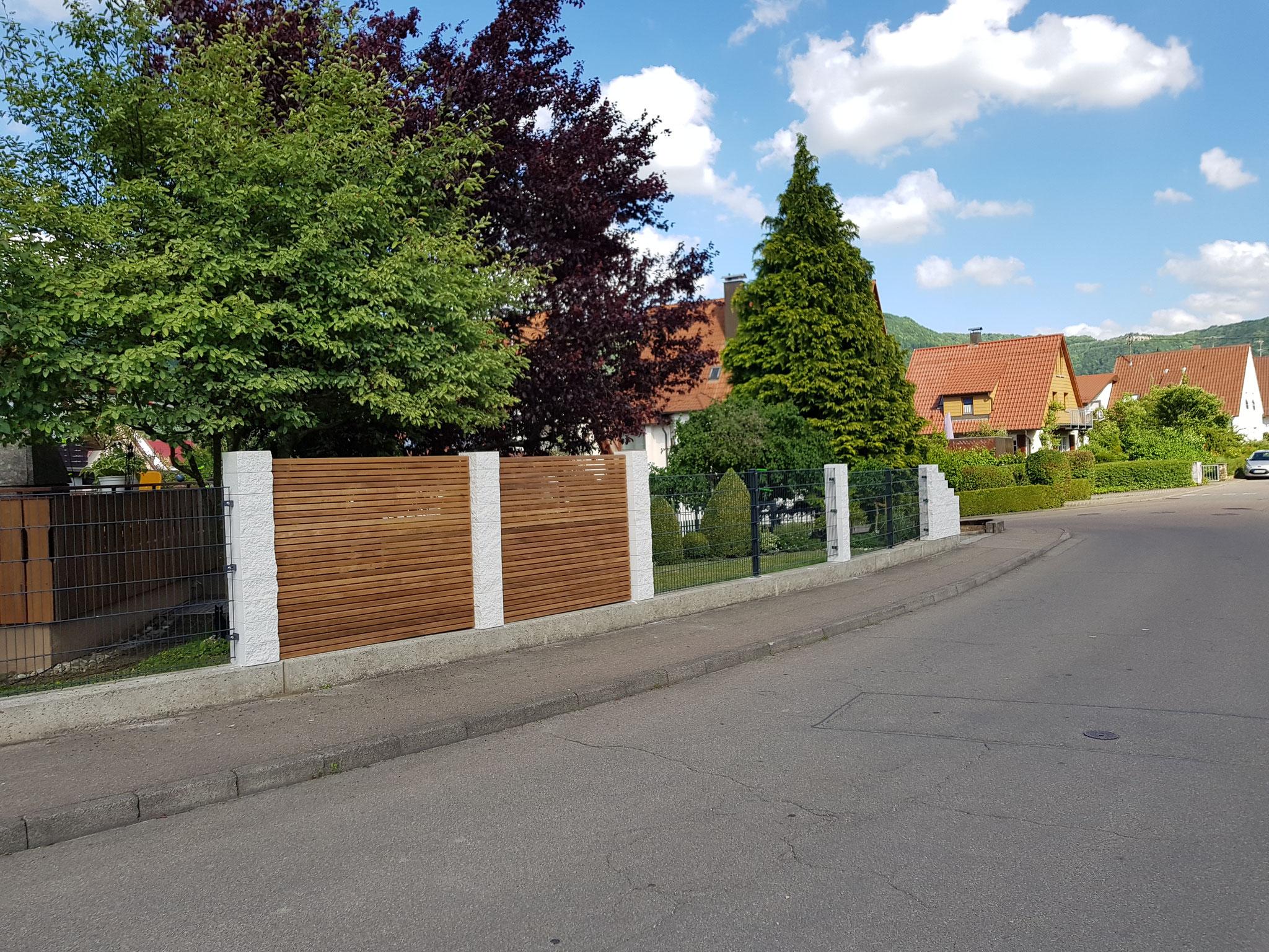 Zäune & Sichtschutz Garten und Landschaftsbau Schönbeck