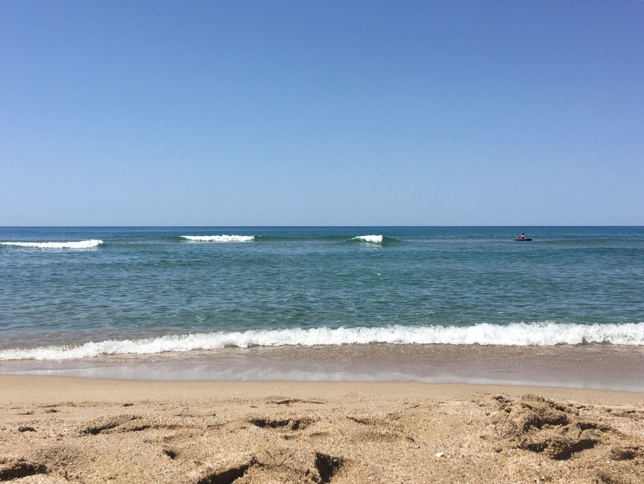 Li Junchi Beach in Badesi