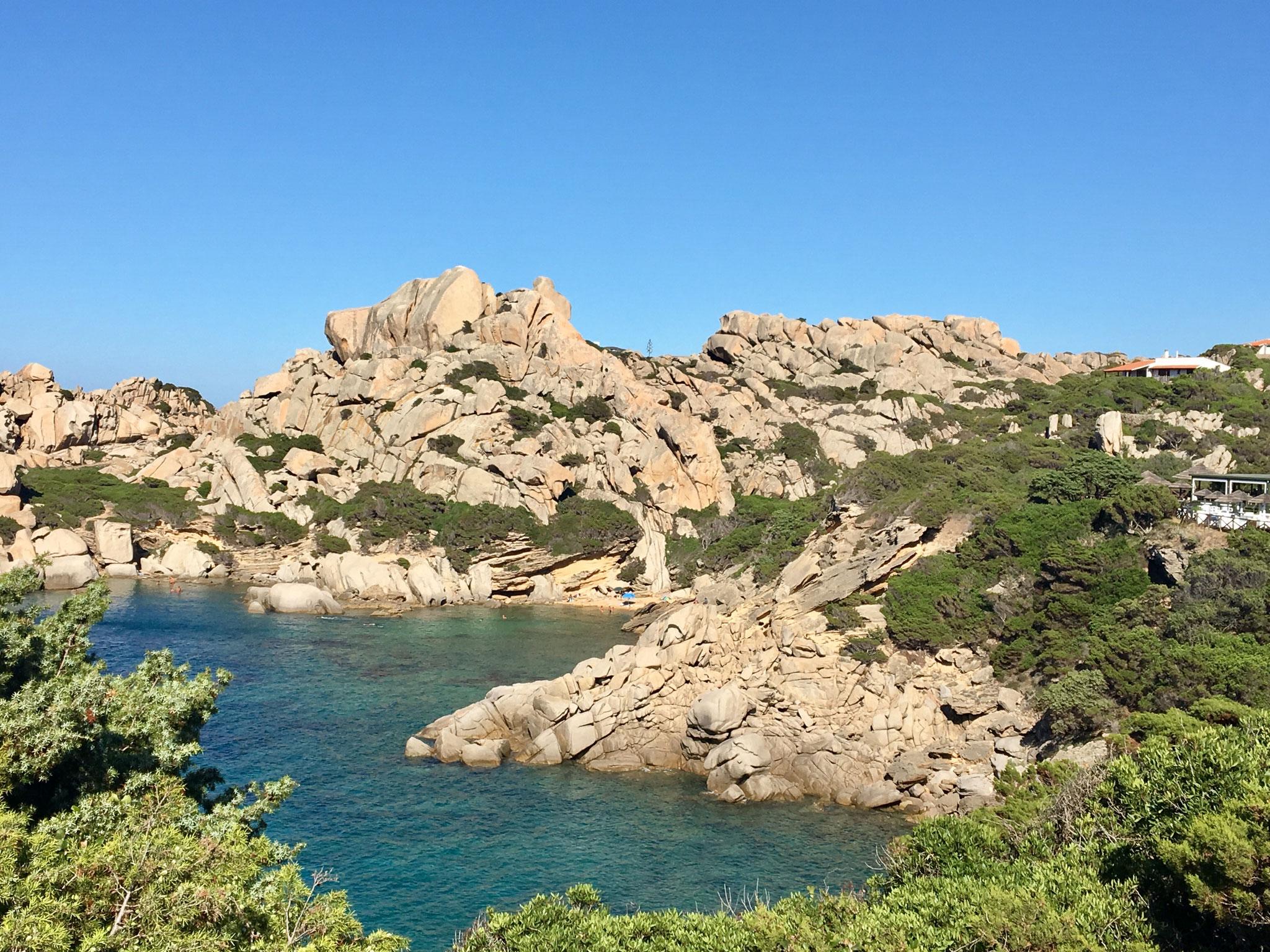 Bay at Capo Testa