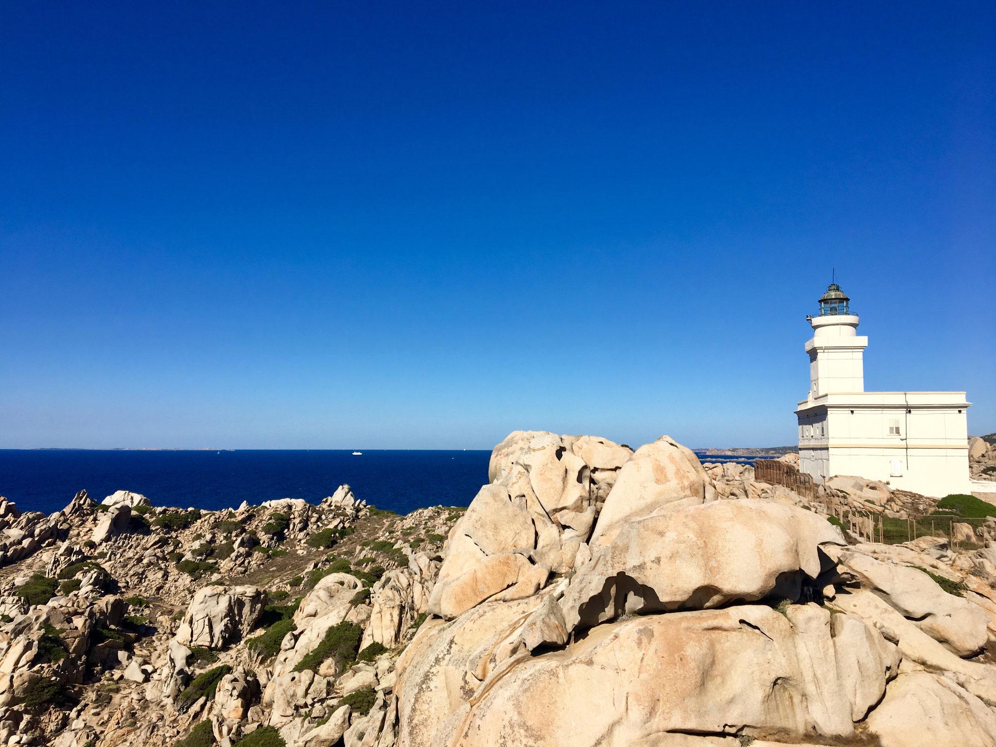 Capo Testa Lighthouse