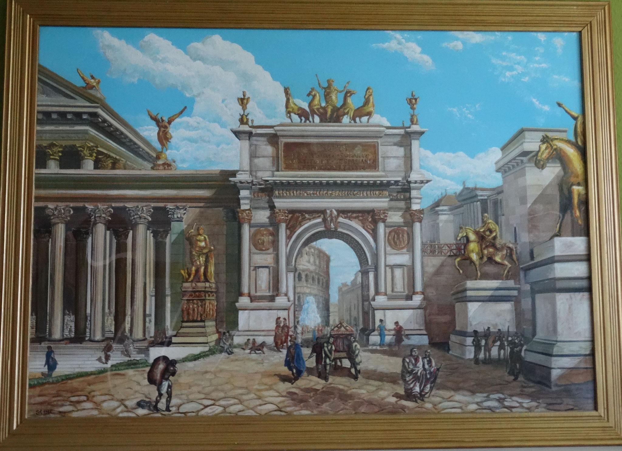 Rom ,Titusbogen