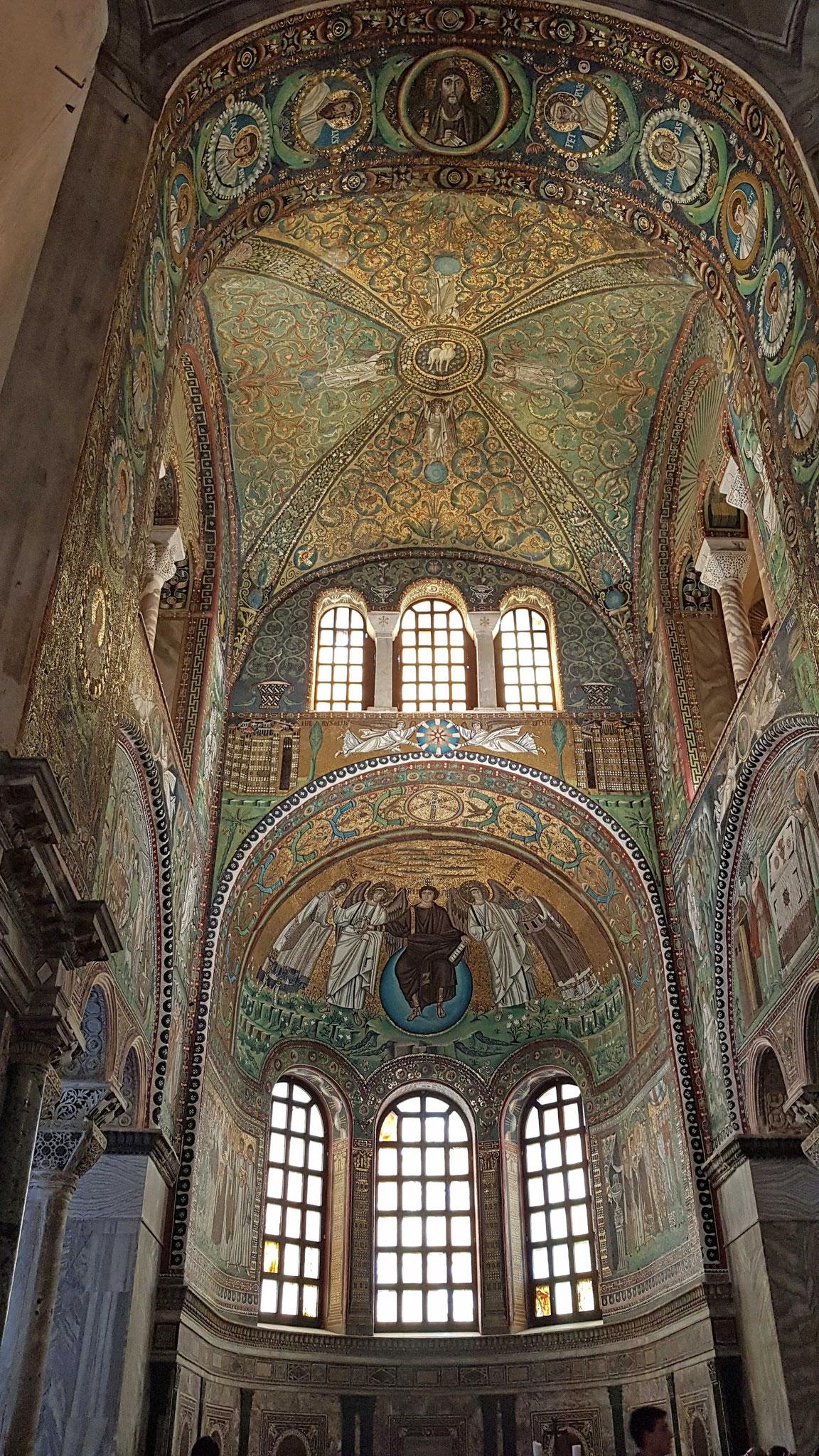 Eglise San Vitale, Ravenne (1)