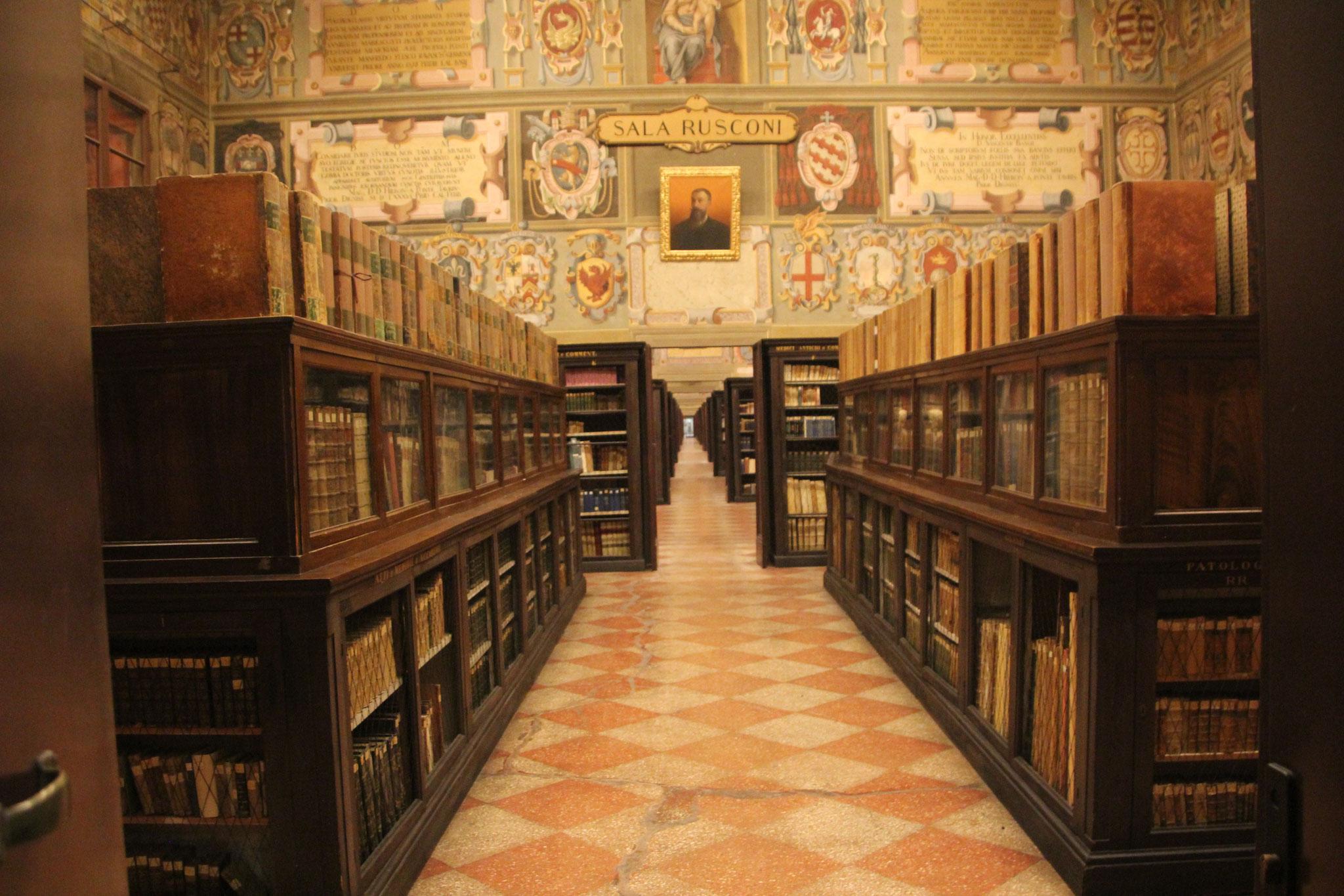 Bibliothèque de l'université