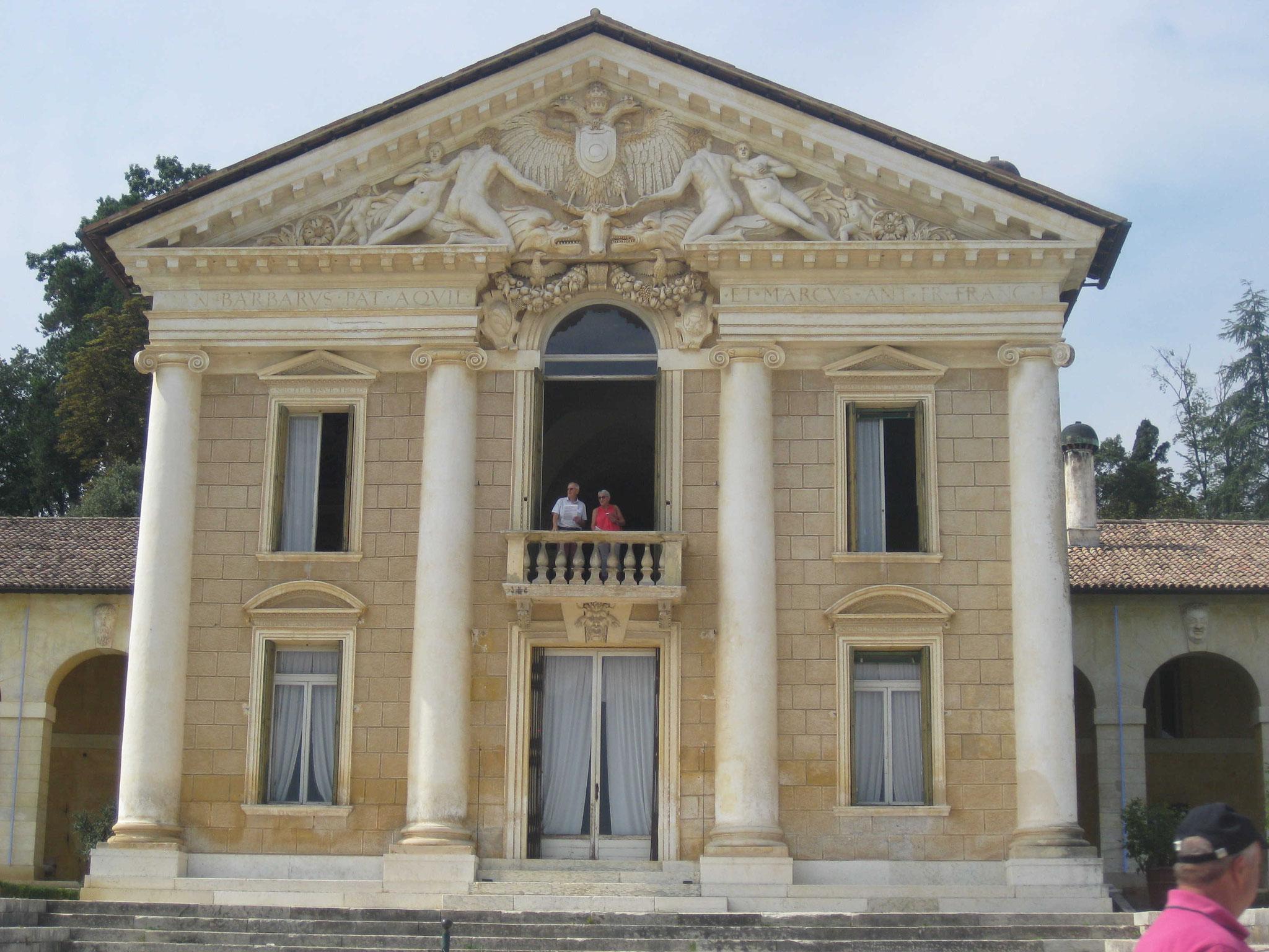 Villa Barbaro-Maser (2)