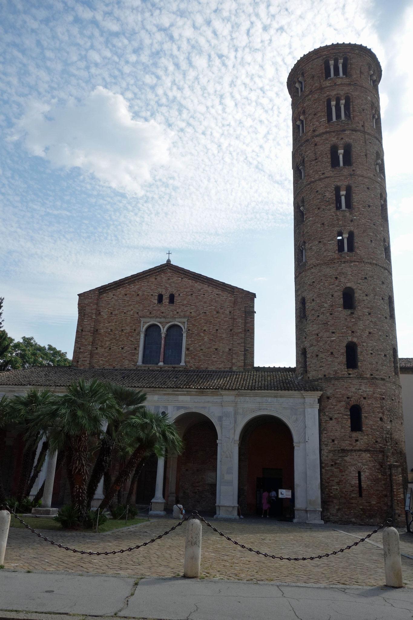 Ravenne : San Appolinare (1)