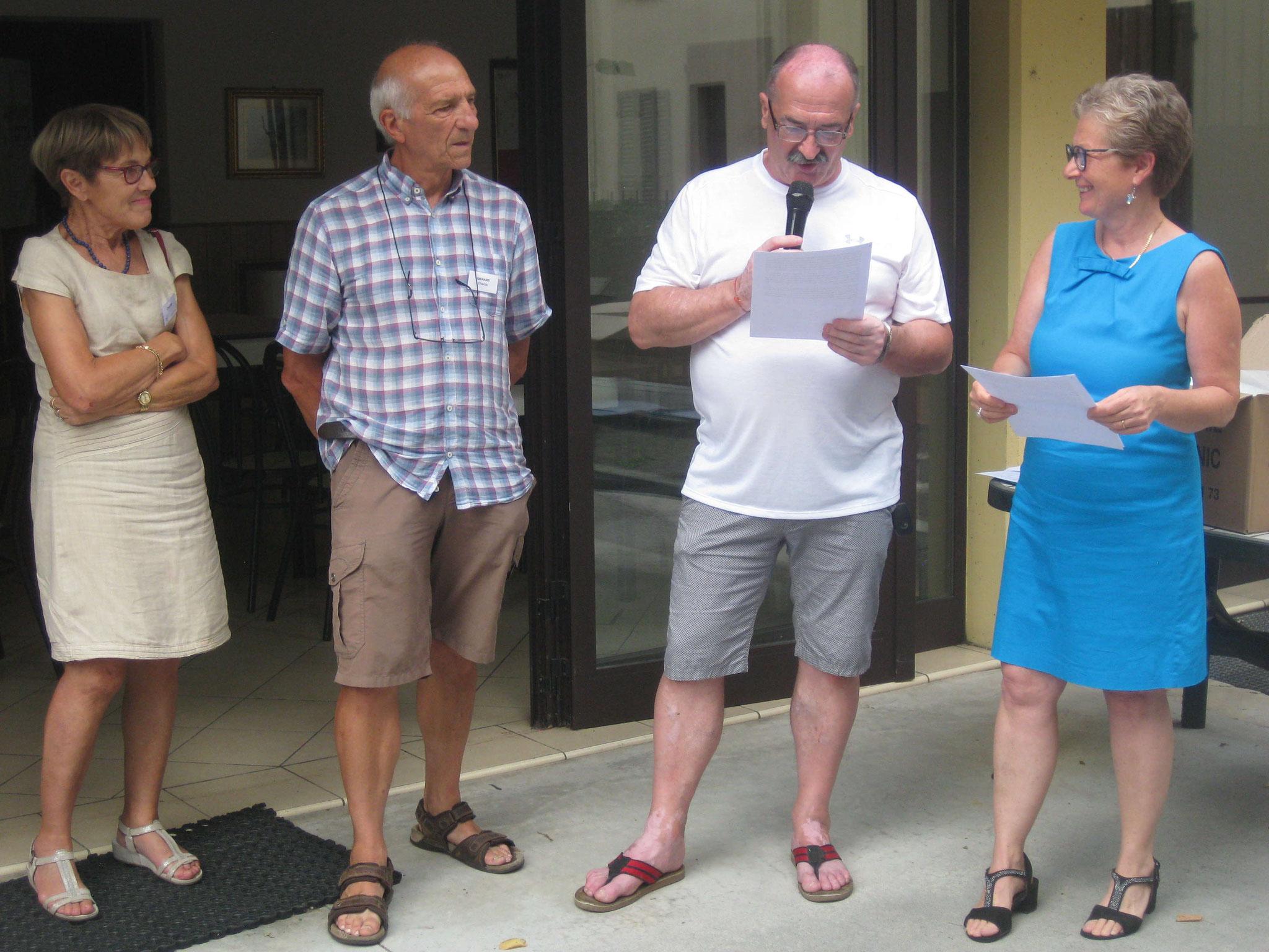 Discours à Villanuova (Costanzo)