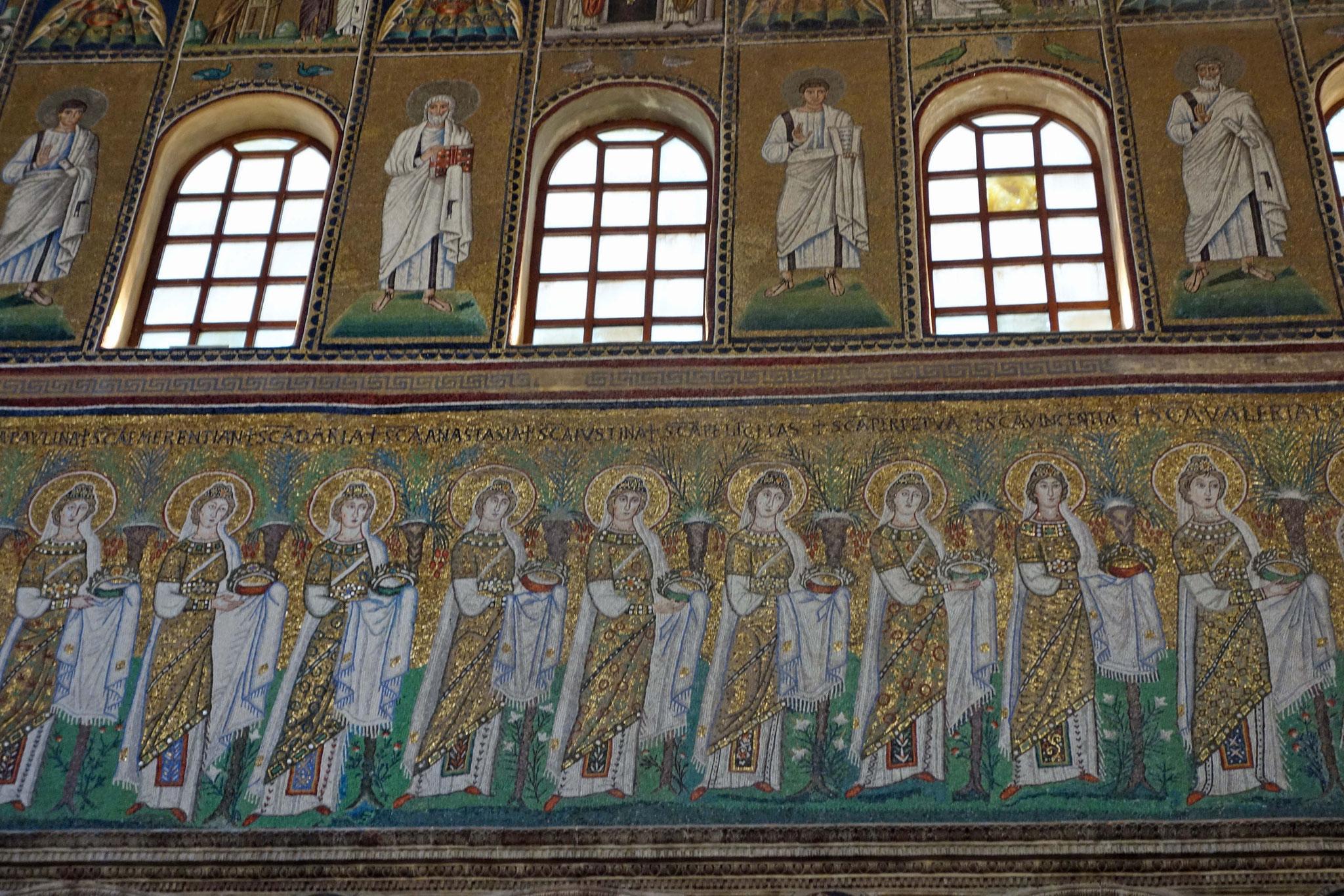 Ravenne : San Appolinare (2)