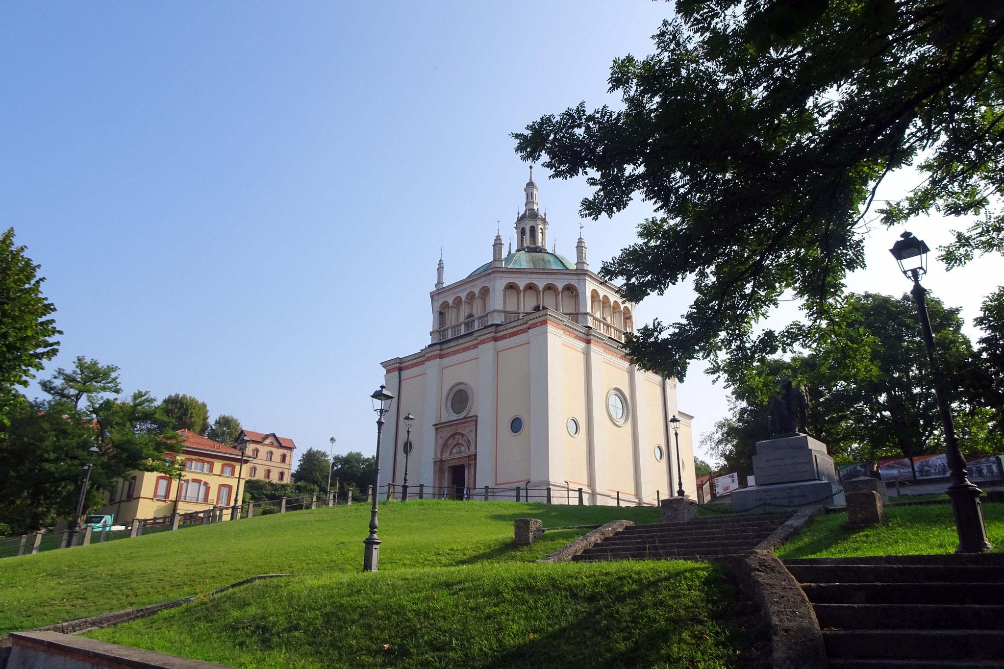 Eglise de Crespi d'Adda
