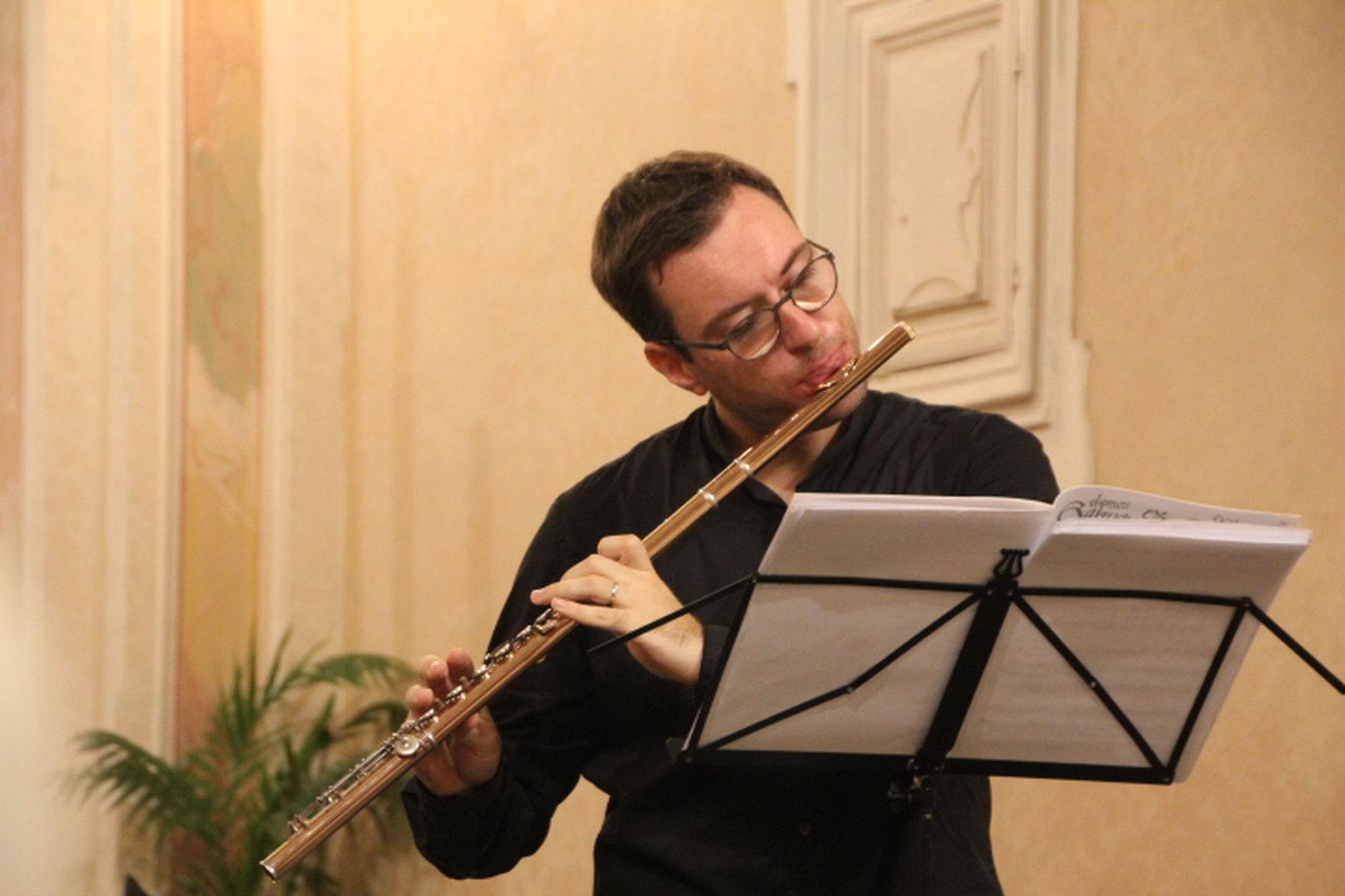 Concert à la Chapelle di Prandaglio : Matteo Bendetti en concert avec Clara Martello
