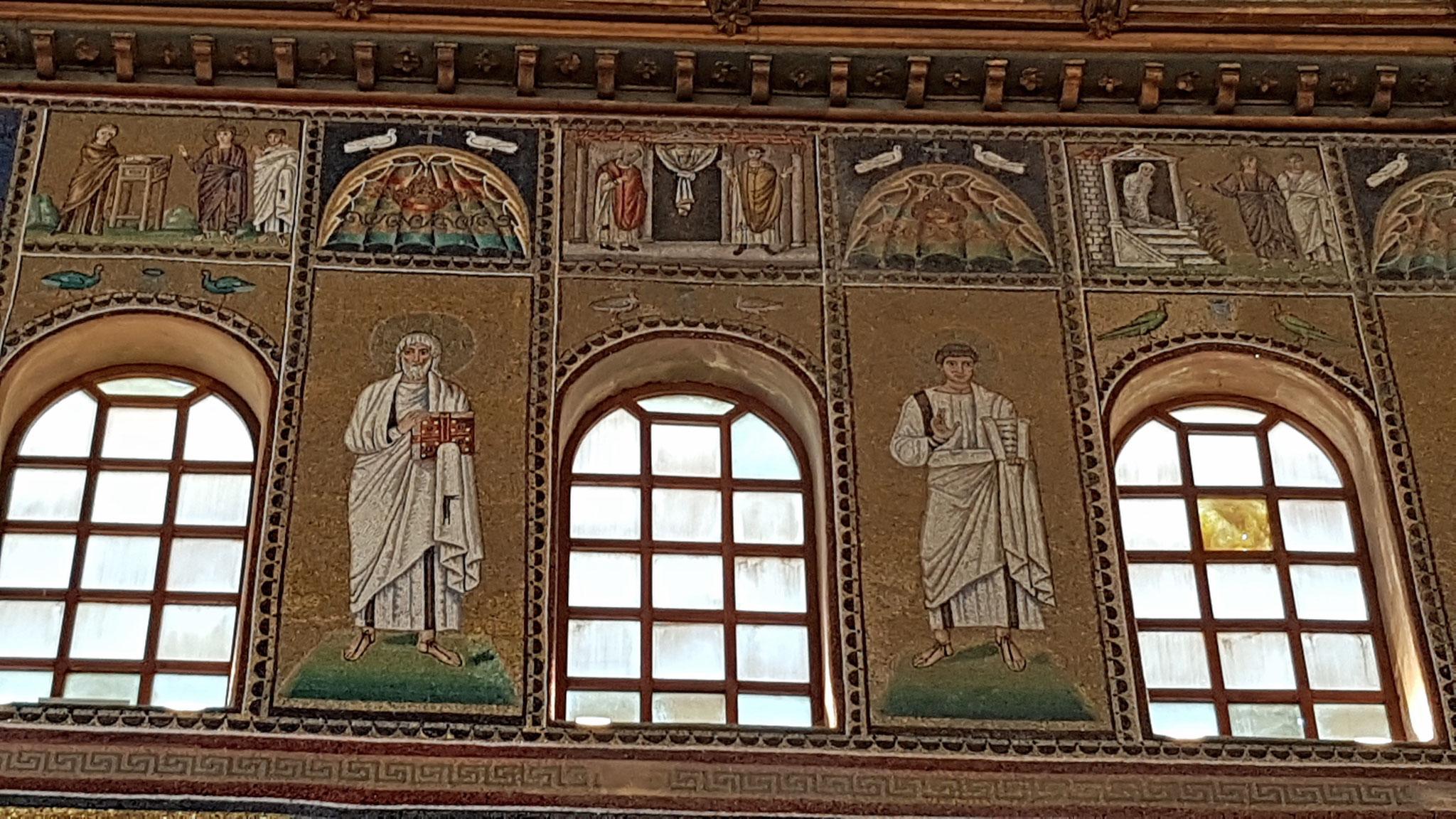 Ravenne : San Appolinare (3)