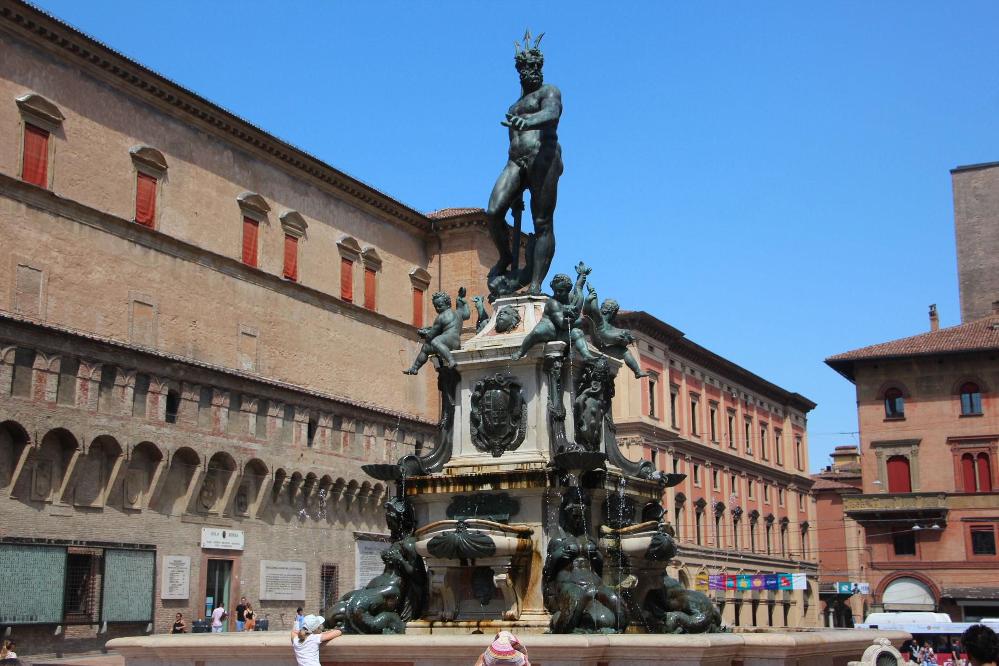 Statue de Neptune