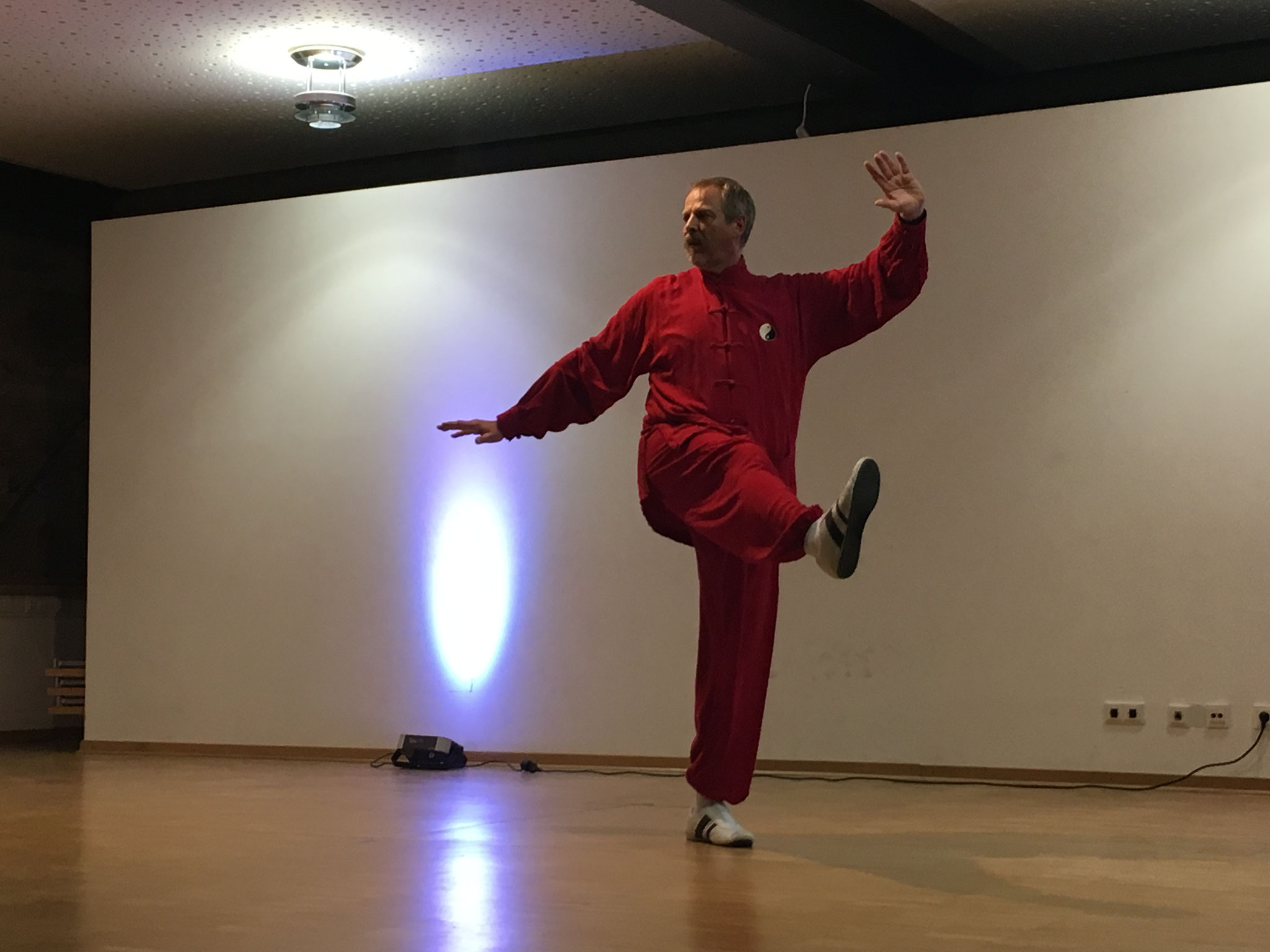 Gala - Uli Wolkenstein performs a Chi Gong Set