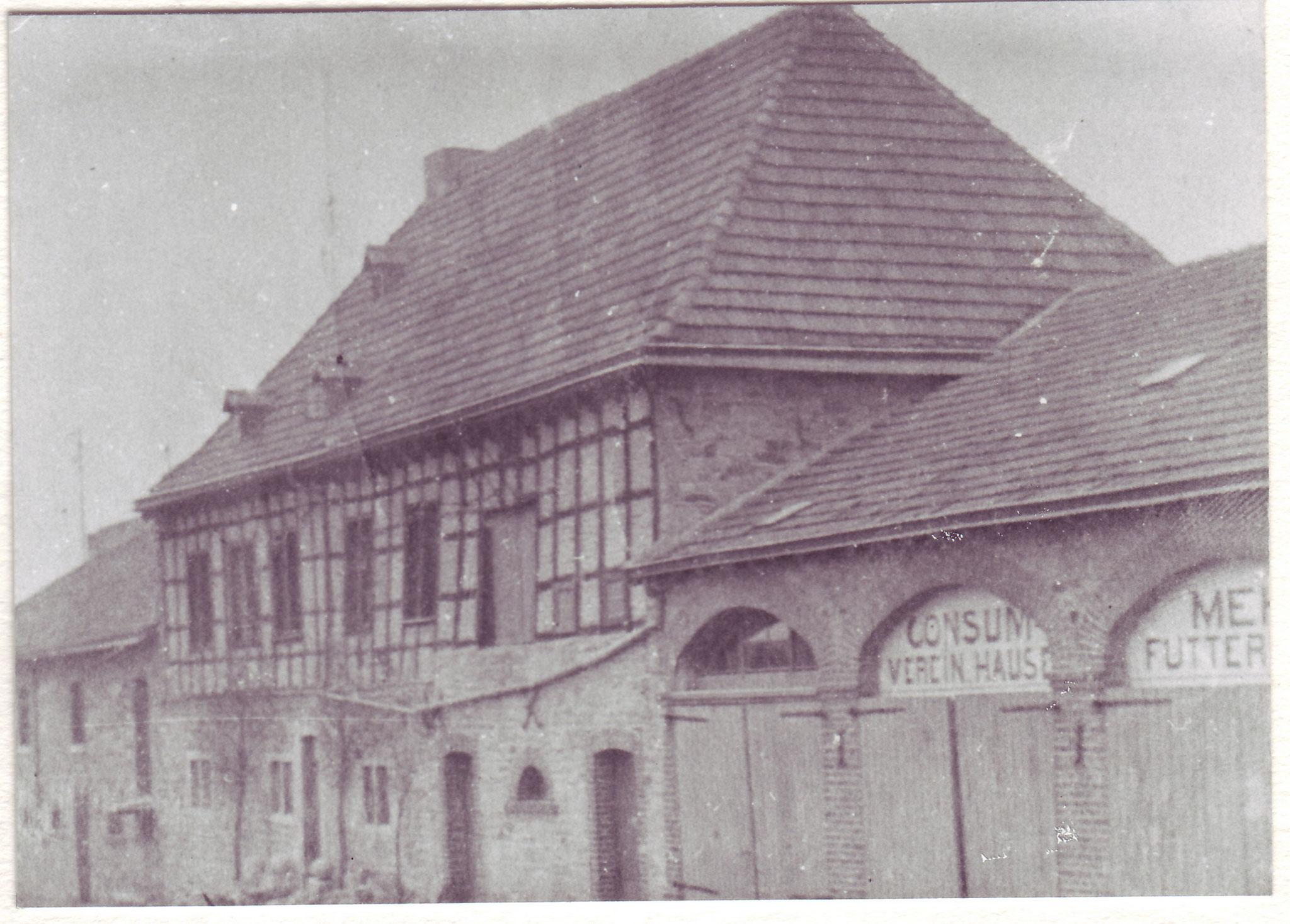 Gut Großhaus Consumverein 1911