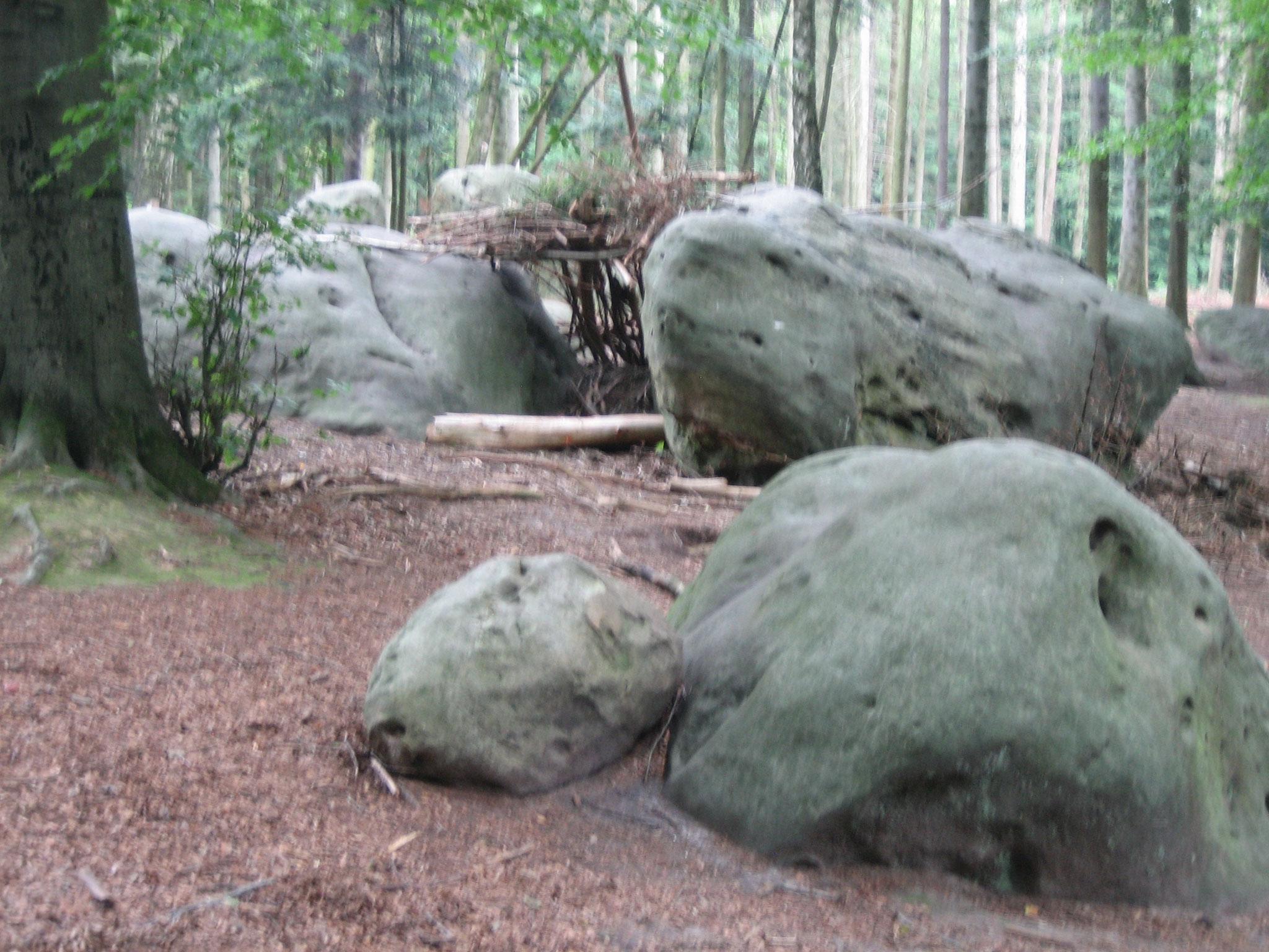 Die Zyklopensteine