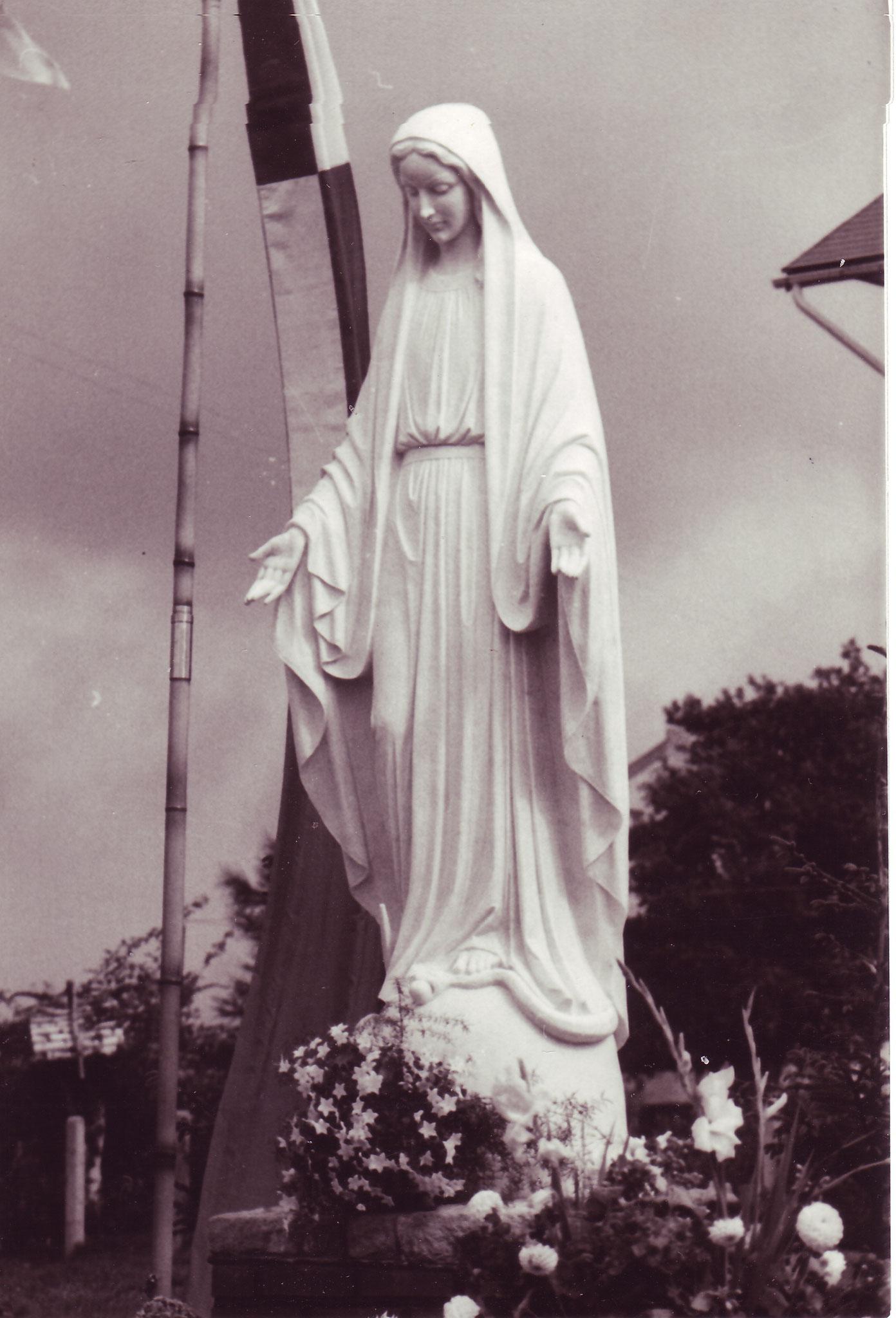 Marienstatue 1964