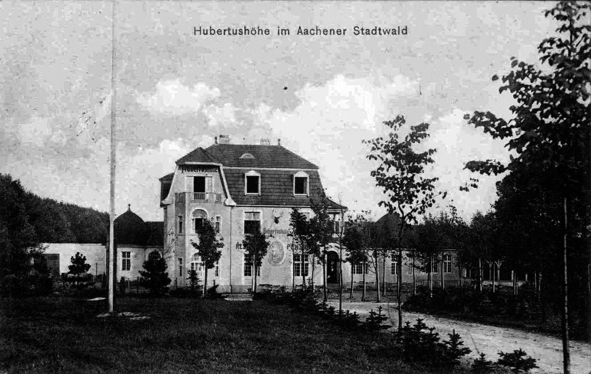 Hubertushöhe - Aachener Busch