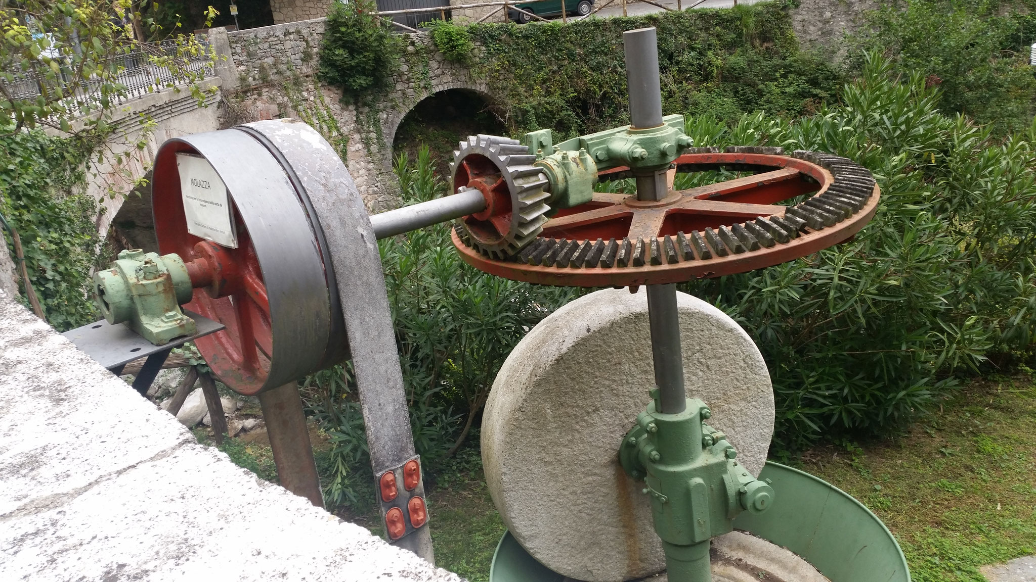 The Paper mill museum is all the year interesting to visit ...