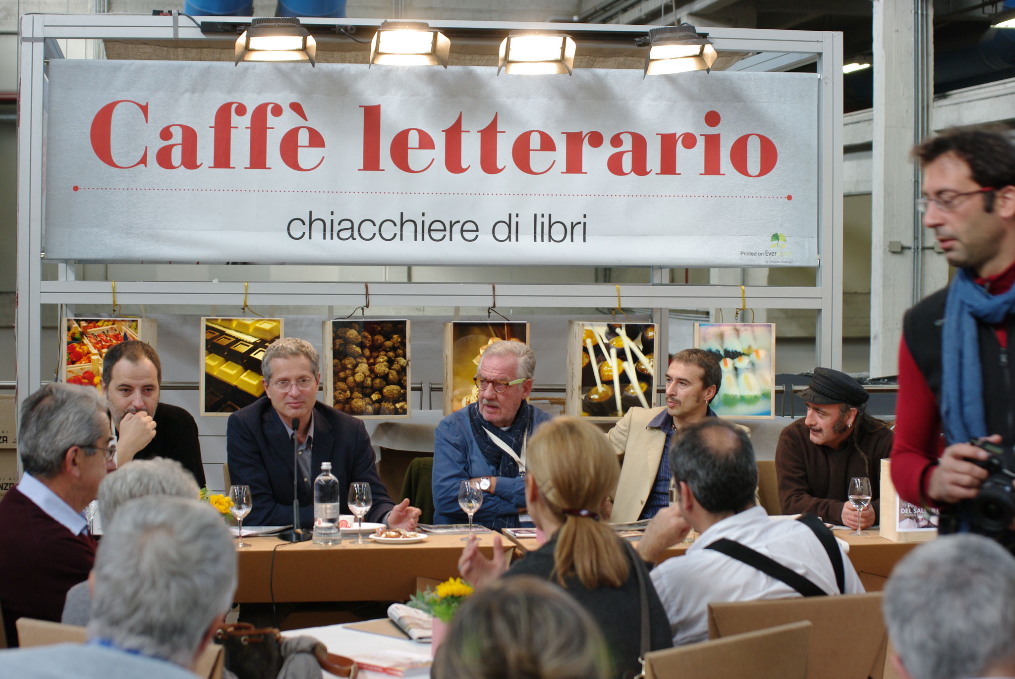 Pietro Negri, Gabriele Ferraris, Giorgio Conte, Luca Morino, Tonino Carotone