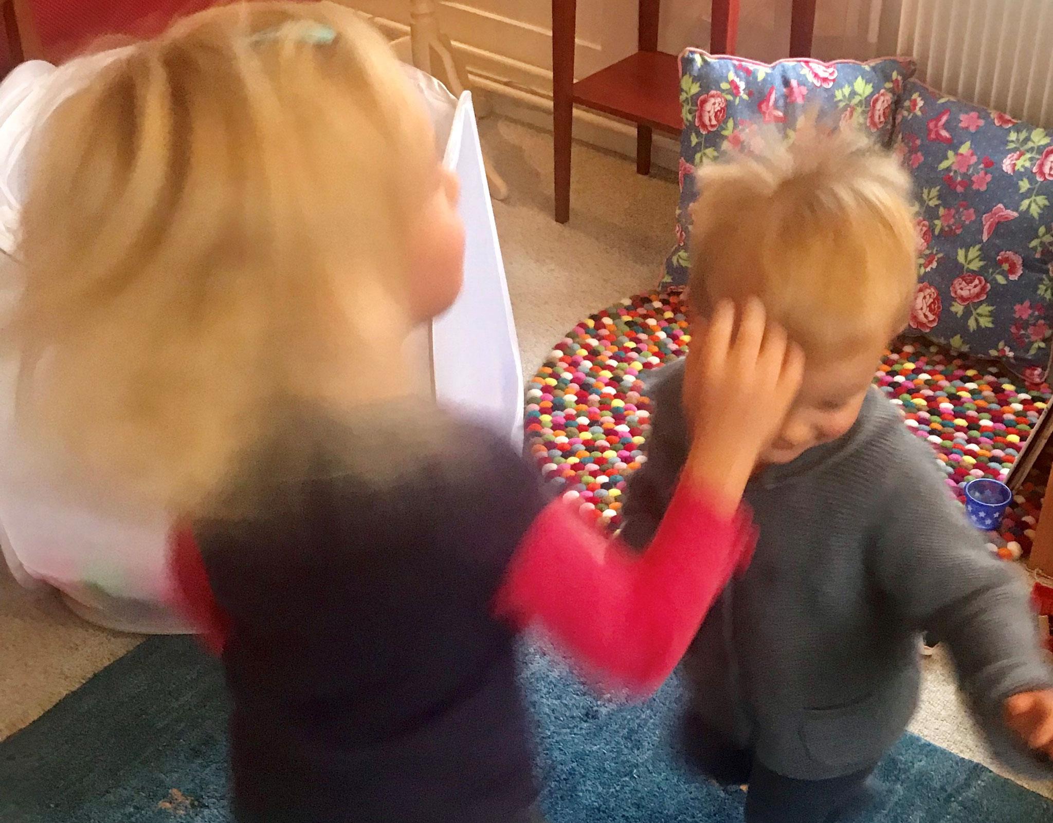 Drehorgel-Klänge machen eindeutig glücklich!