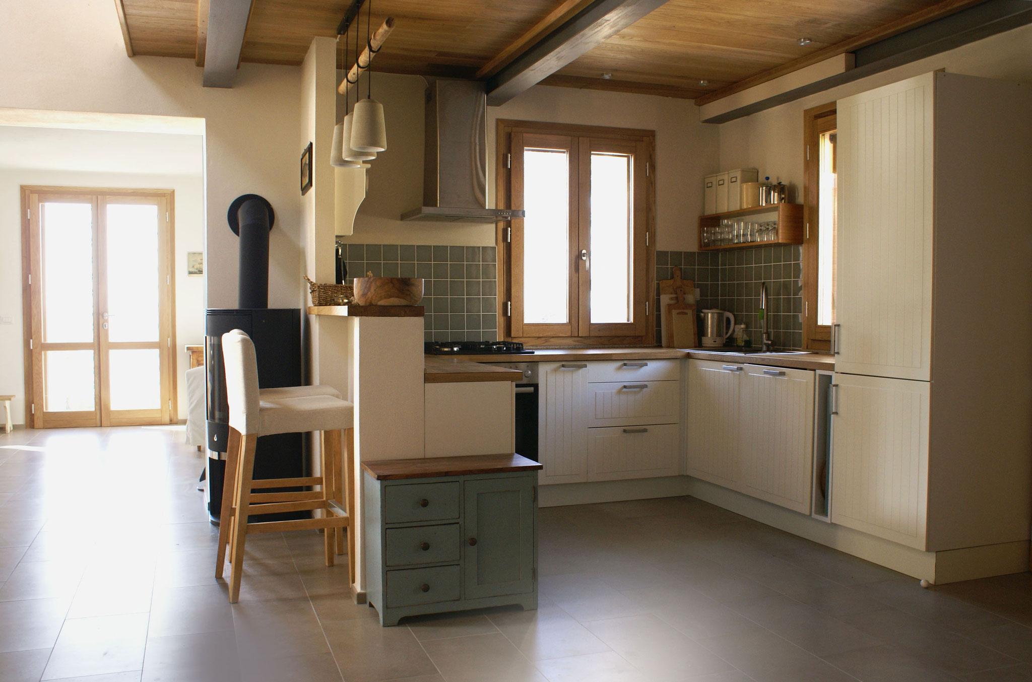 Diese Küche ist offen für alles!