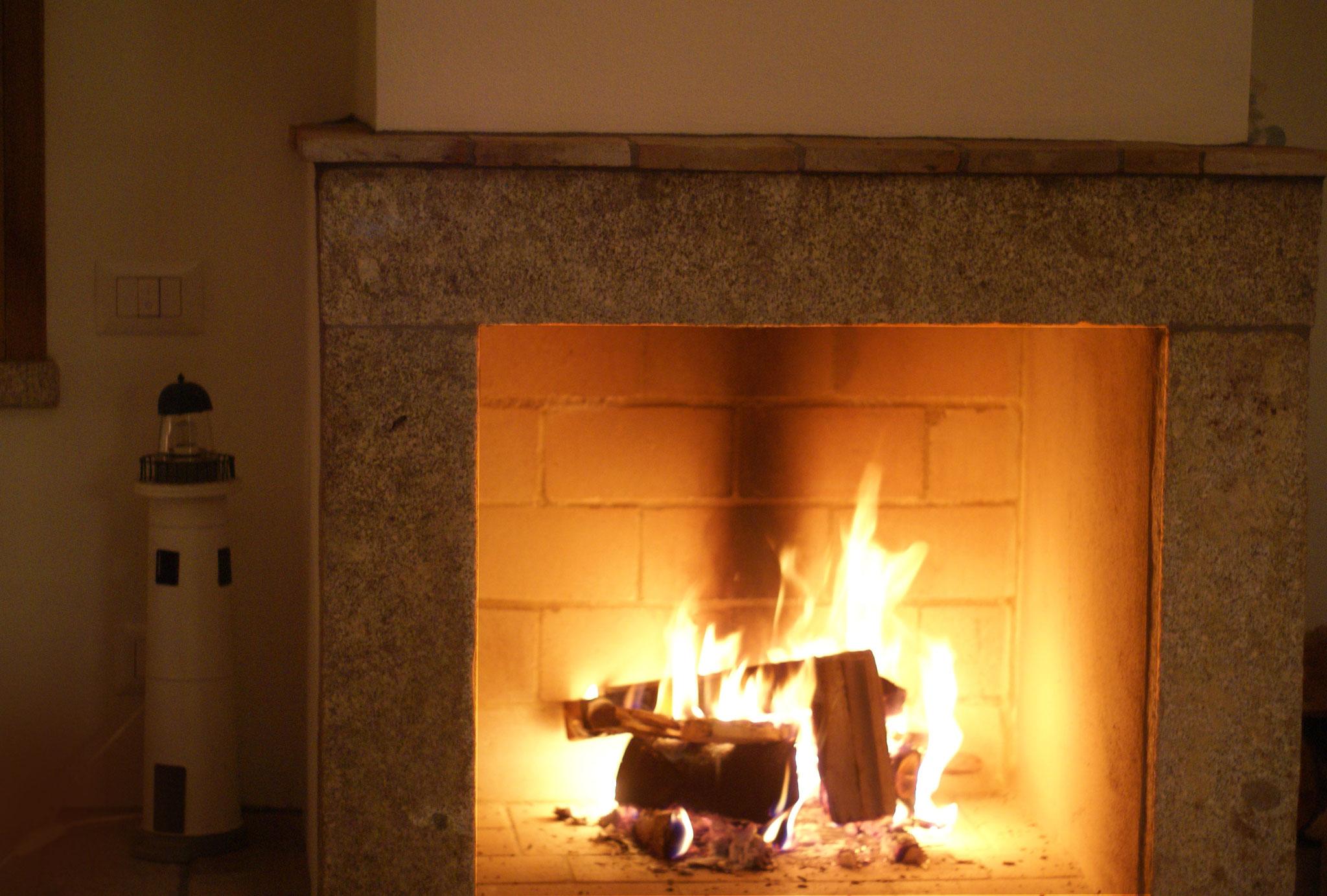 Zu kühl heute? Kamin UND Kaminofen werden Sie auch im Winter wärmen!