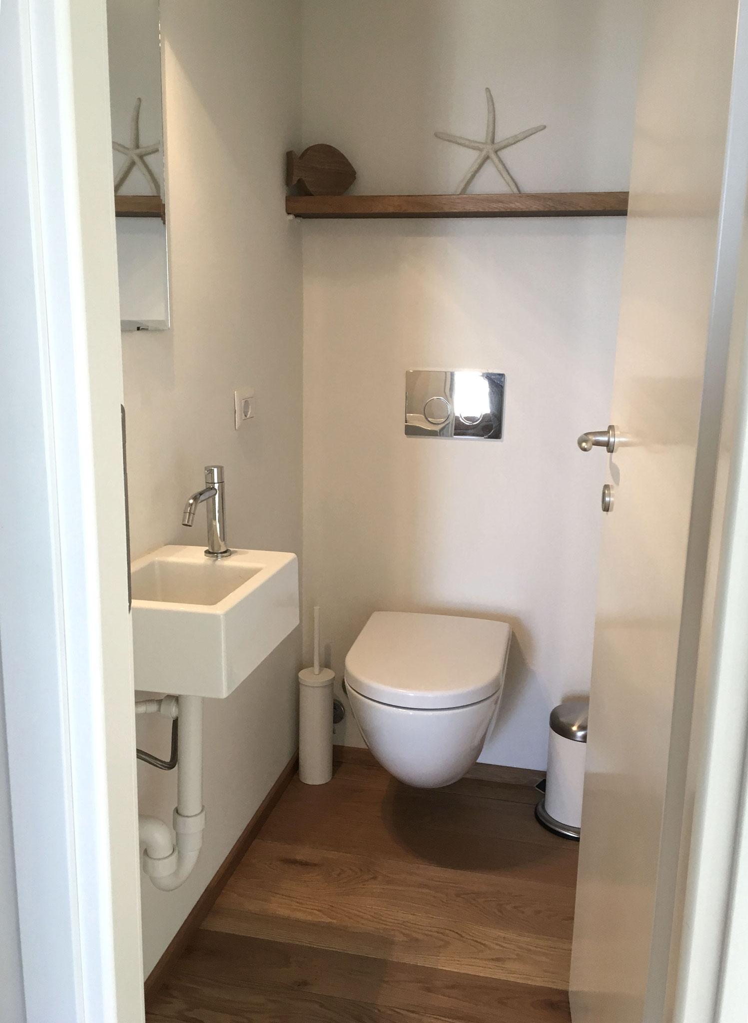 WC mit Stern