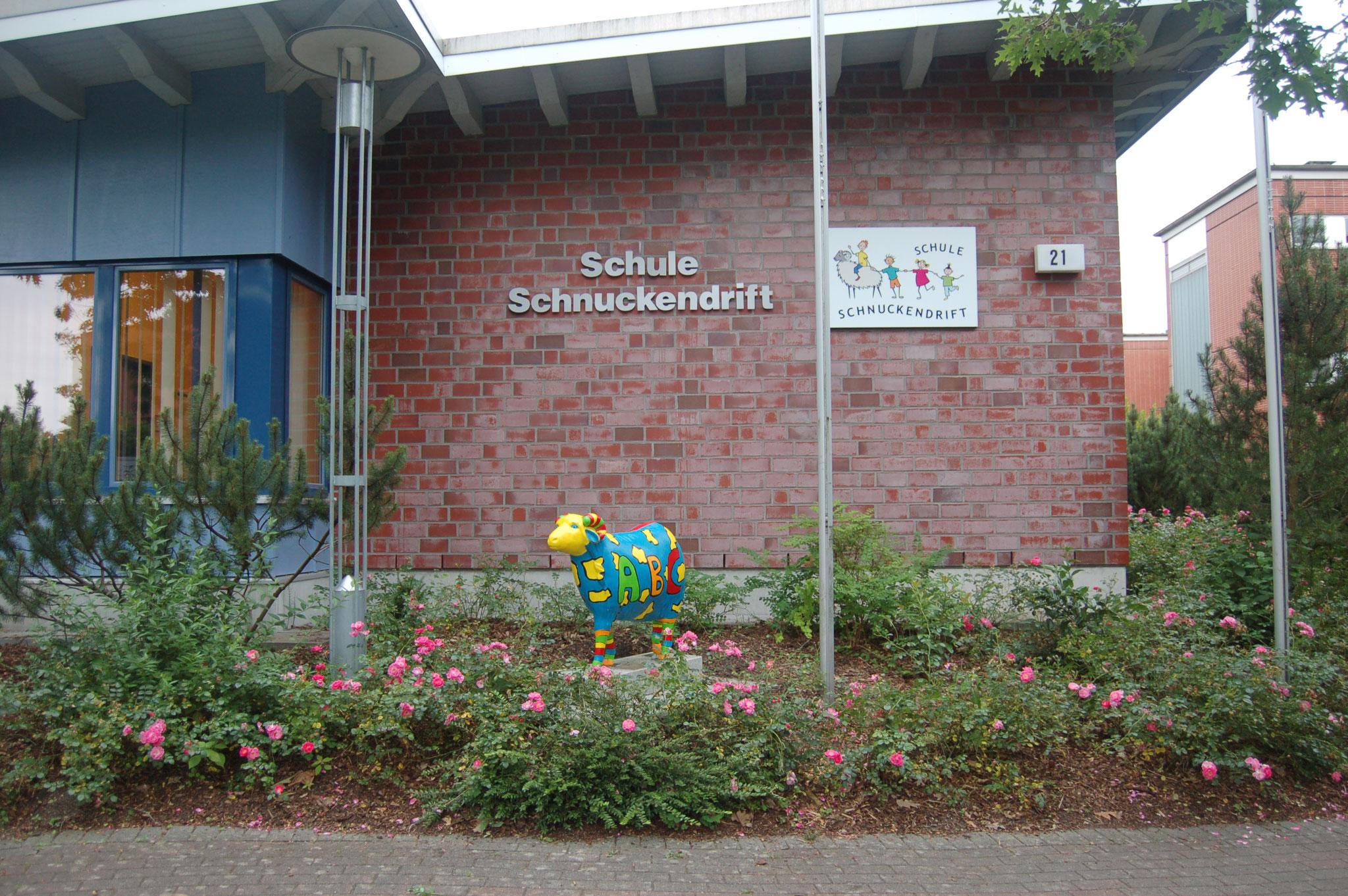 Herzliche Willkommen in der Schule Schnuckendrift