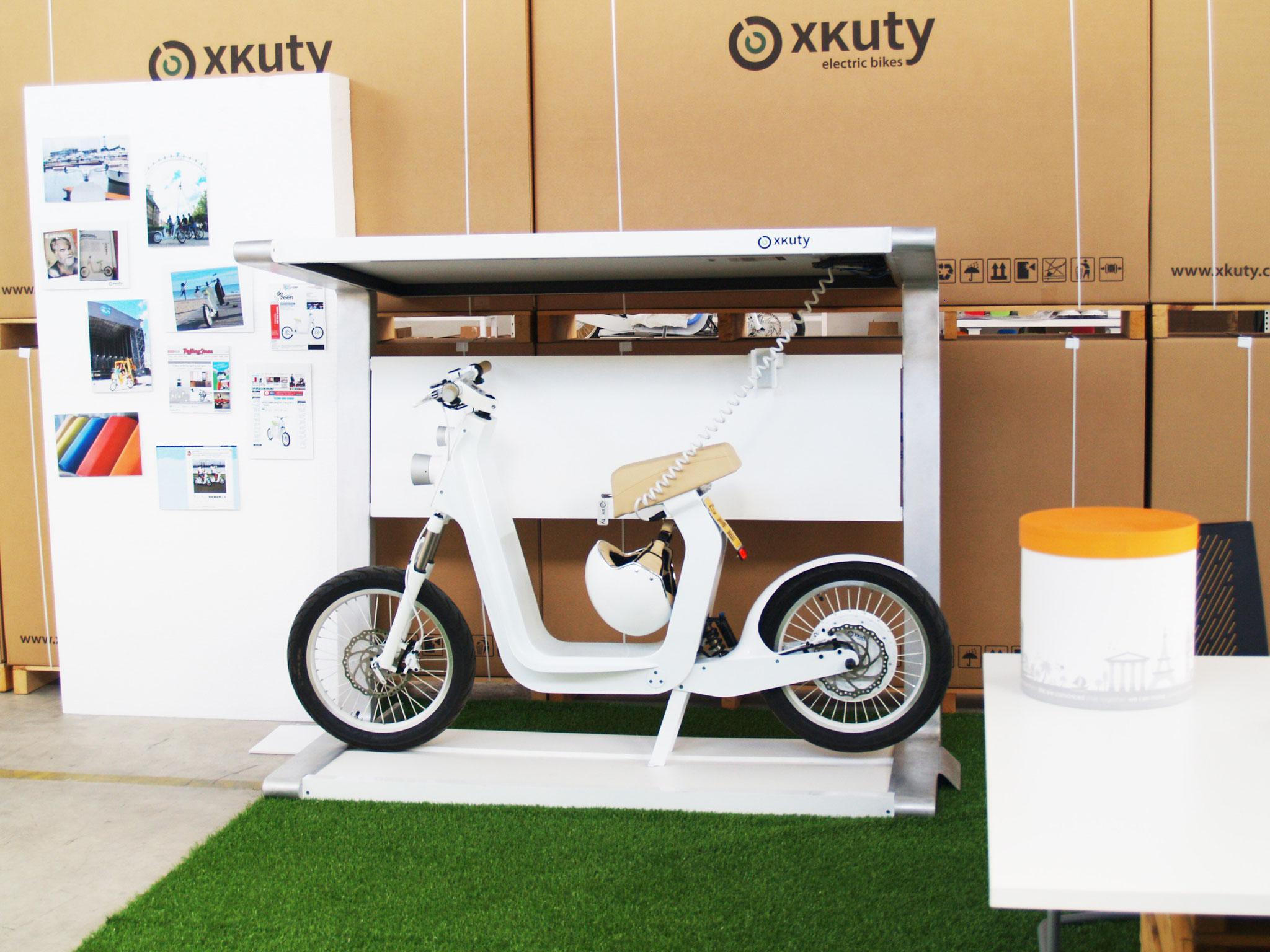cargador solar para motos xkuty